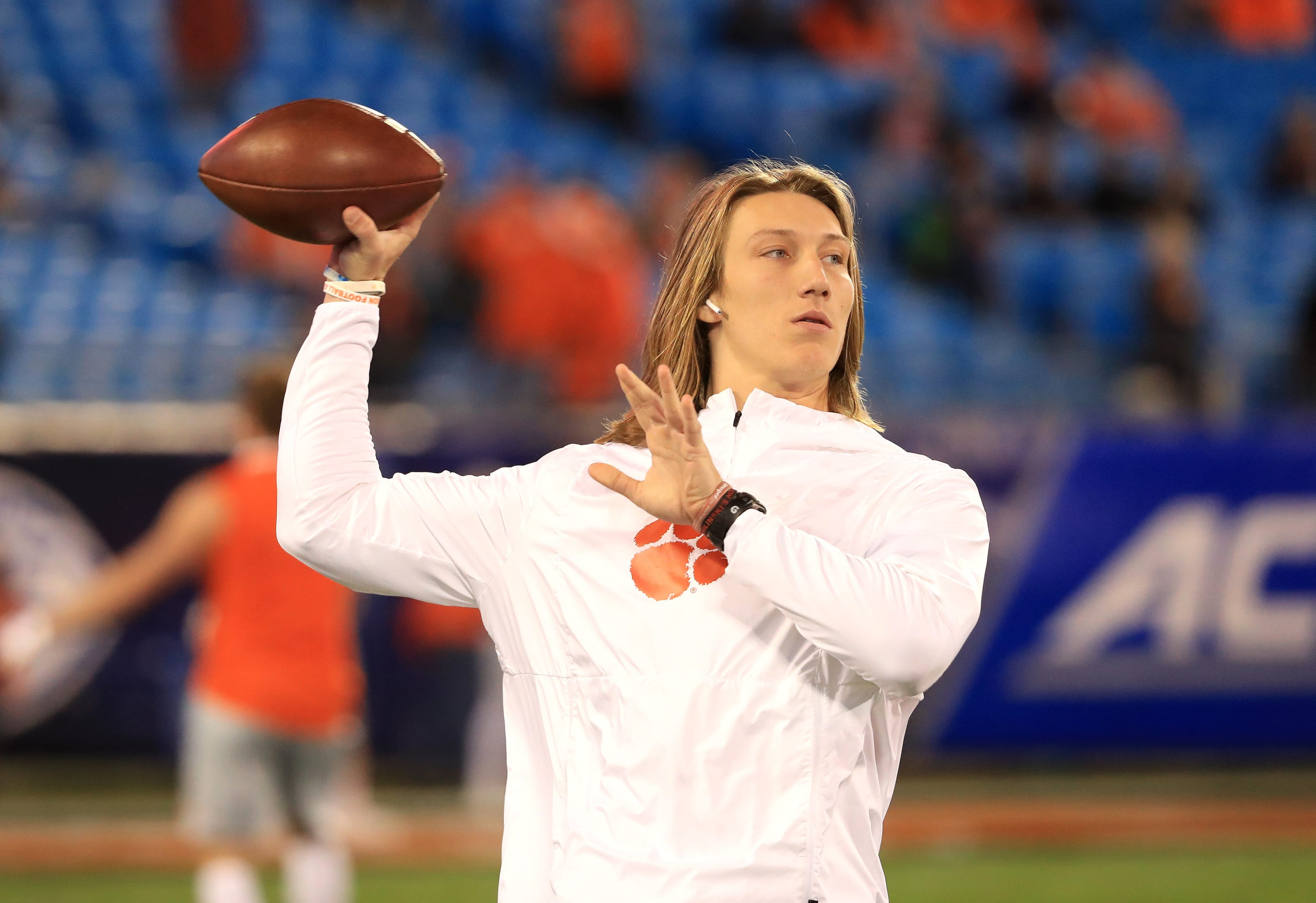 Trevor Lawrence, Clemson football