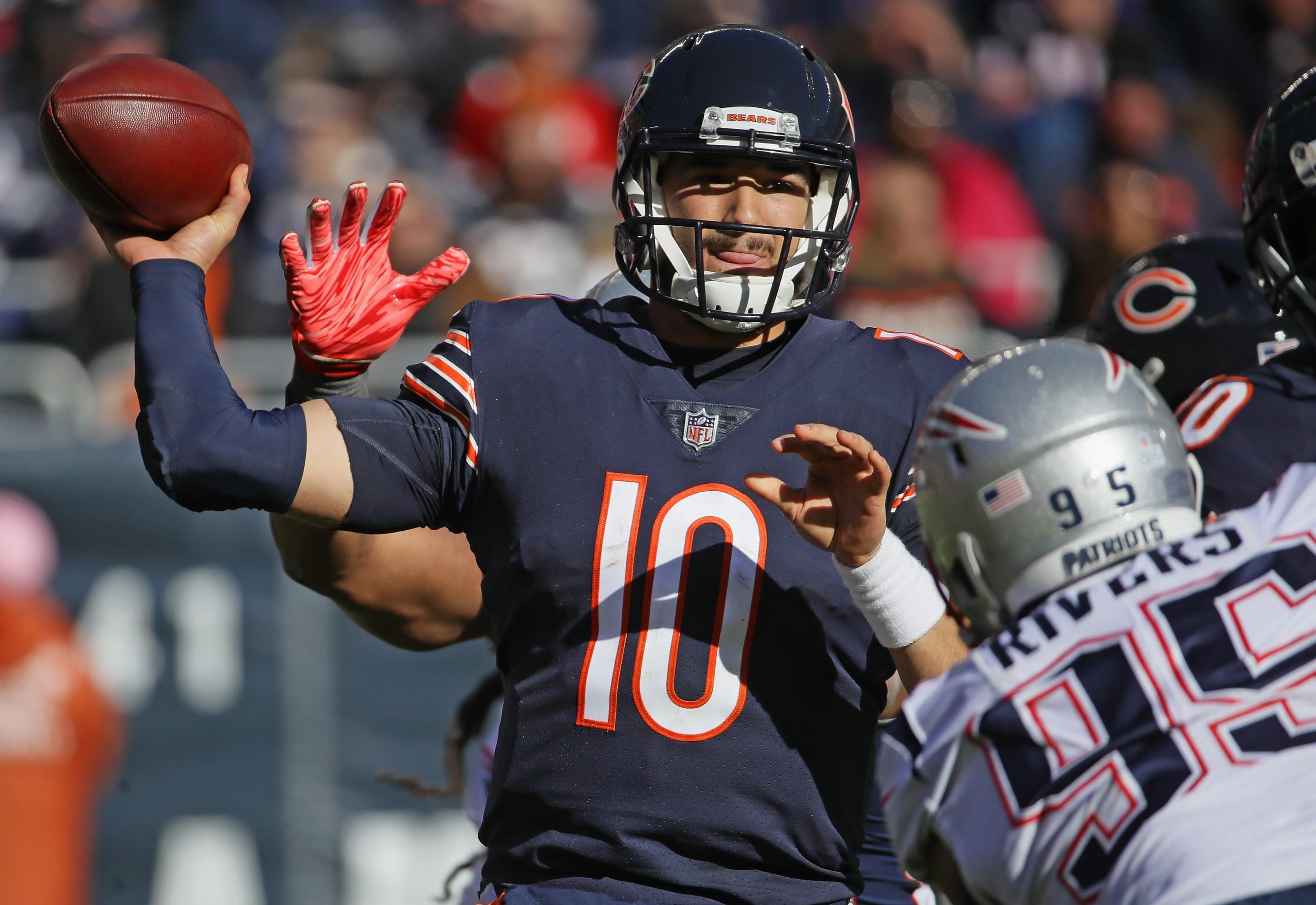 Mitch Trubisky, Chicago Bears