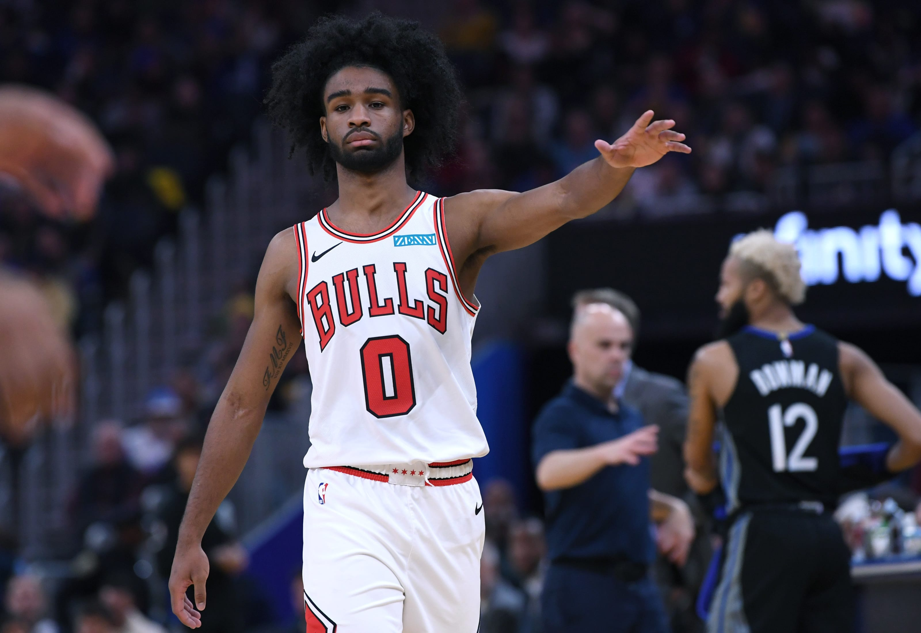 Coby White, Chicago Bulls