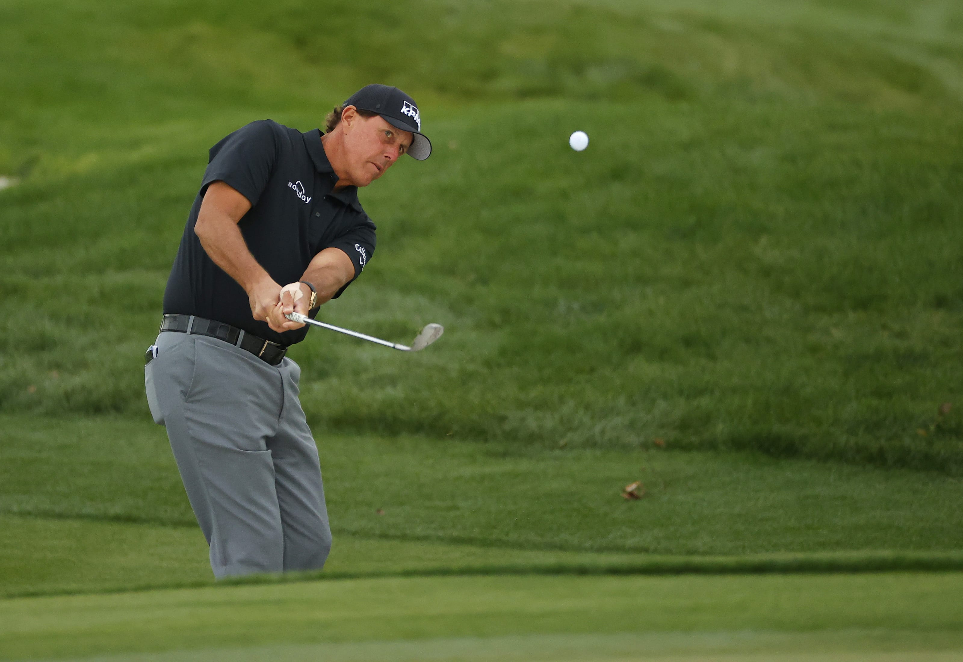 Phil Mickelson is at a crossroads