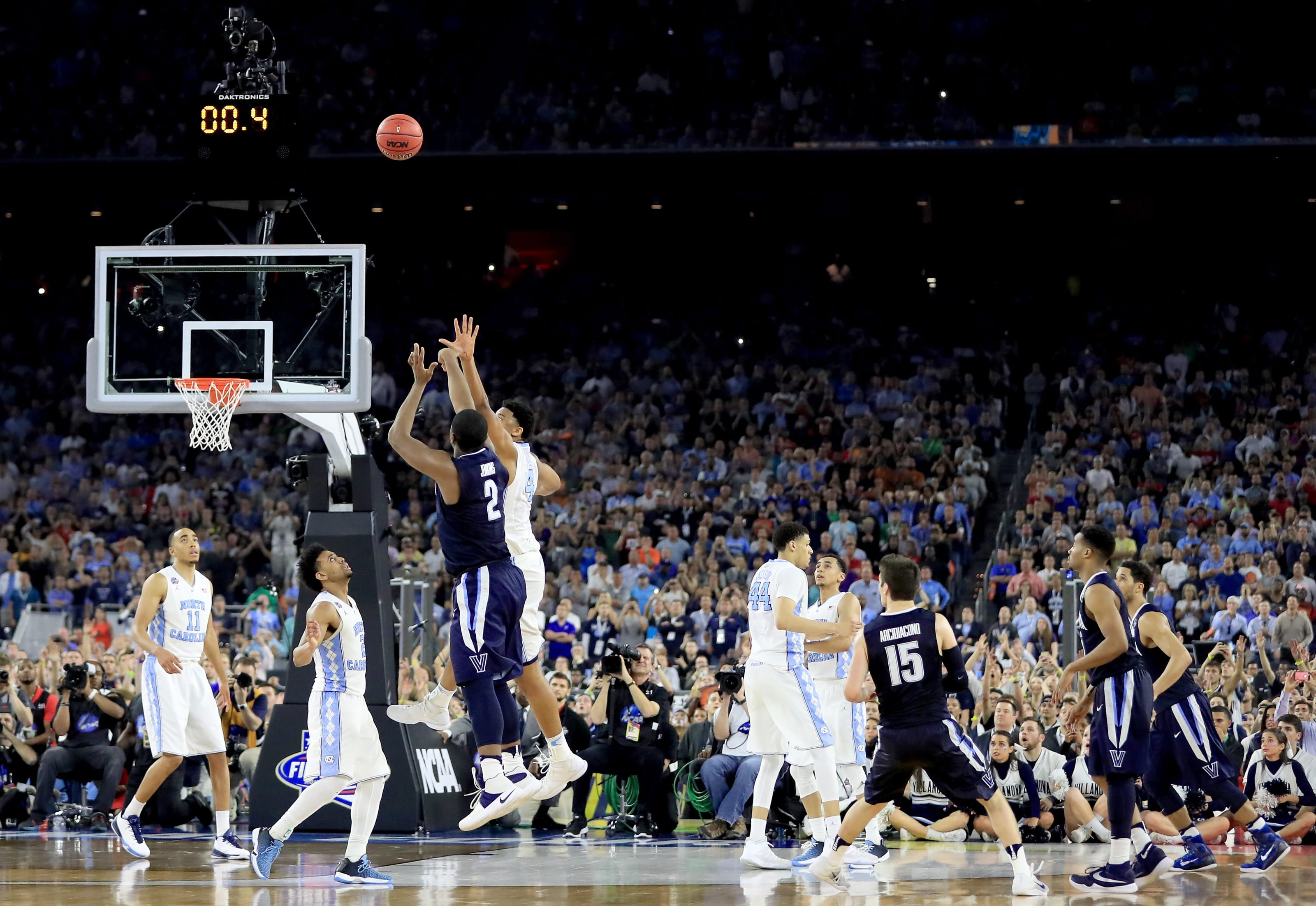 March Madness buzzer-beaters