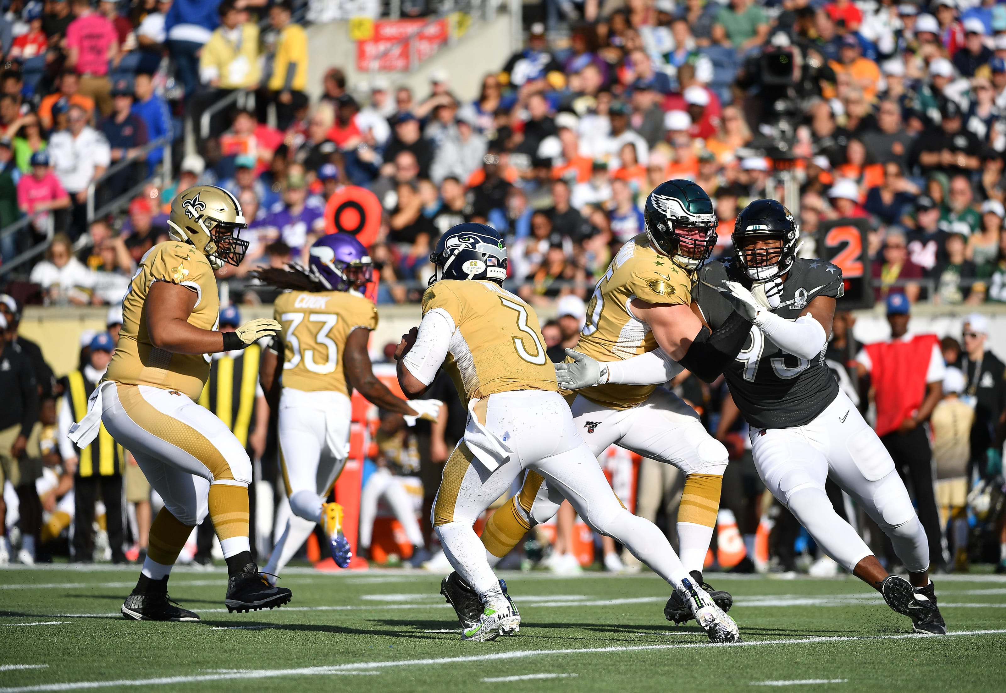 Minnesota Vikings 3 Takeaways From 2020 Nfl Pro Bowl