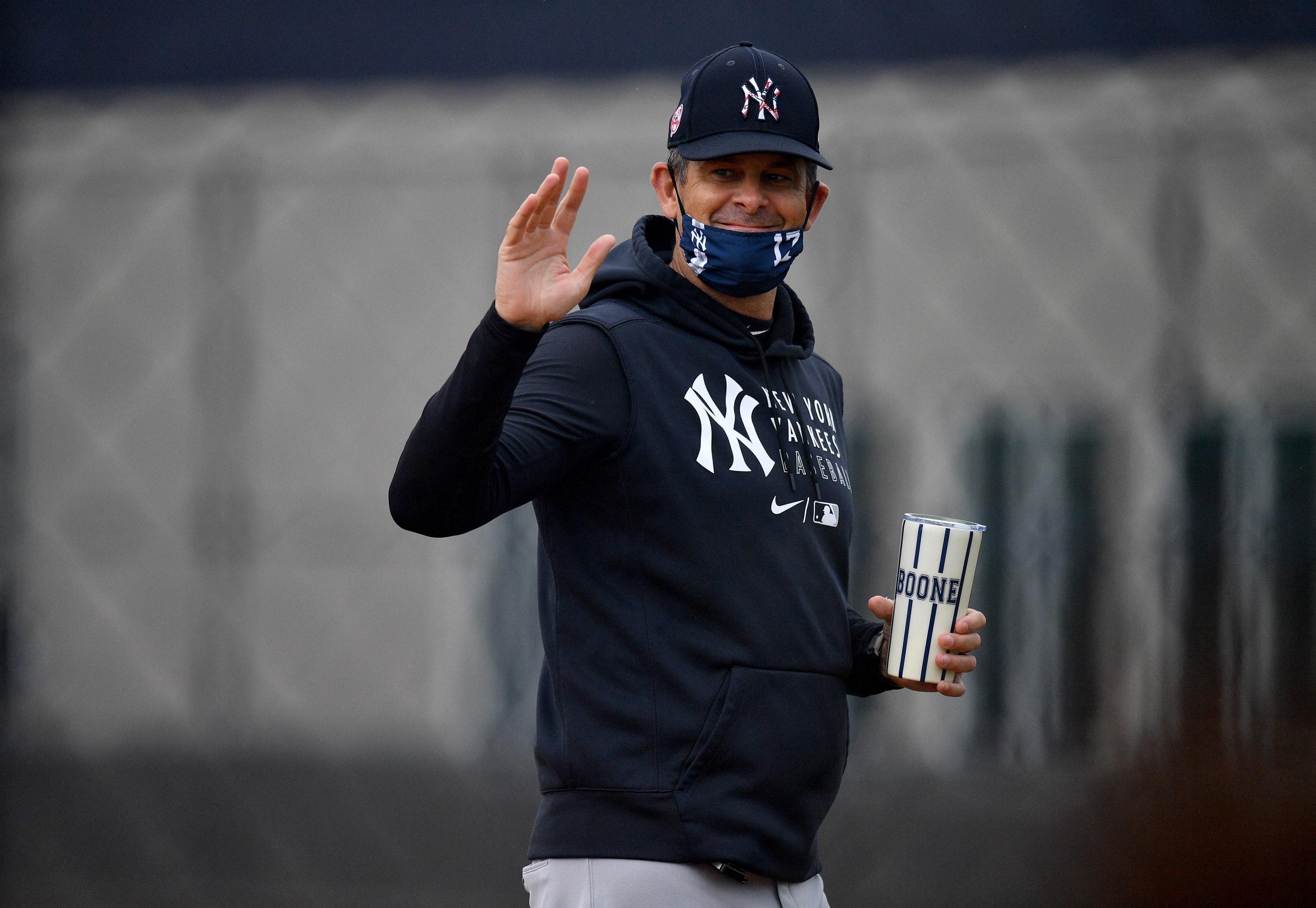 Yankees Spring Training rumors, Aaron Boone