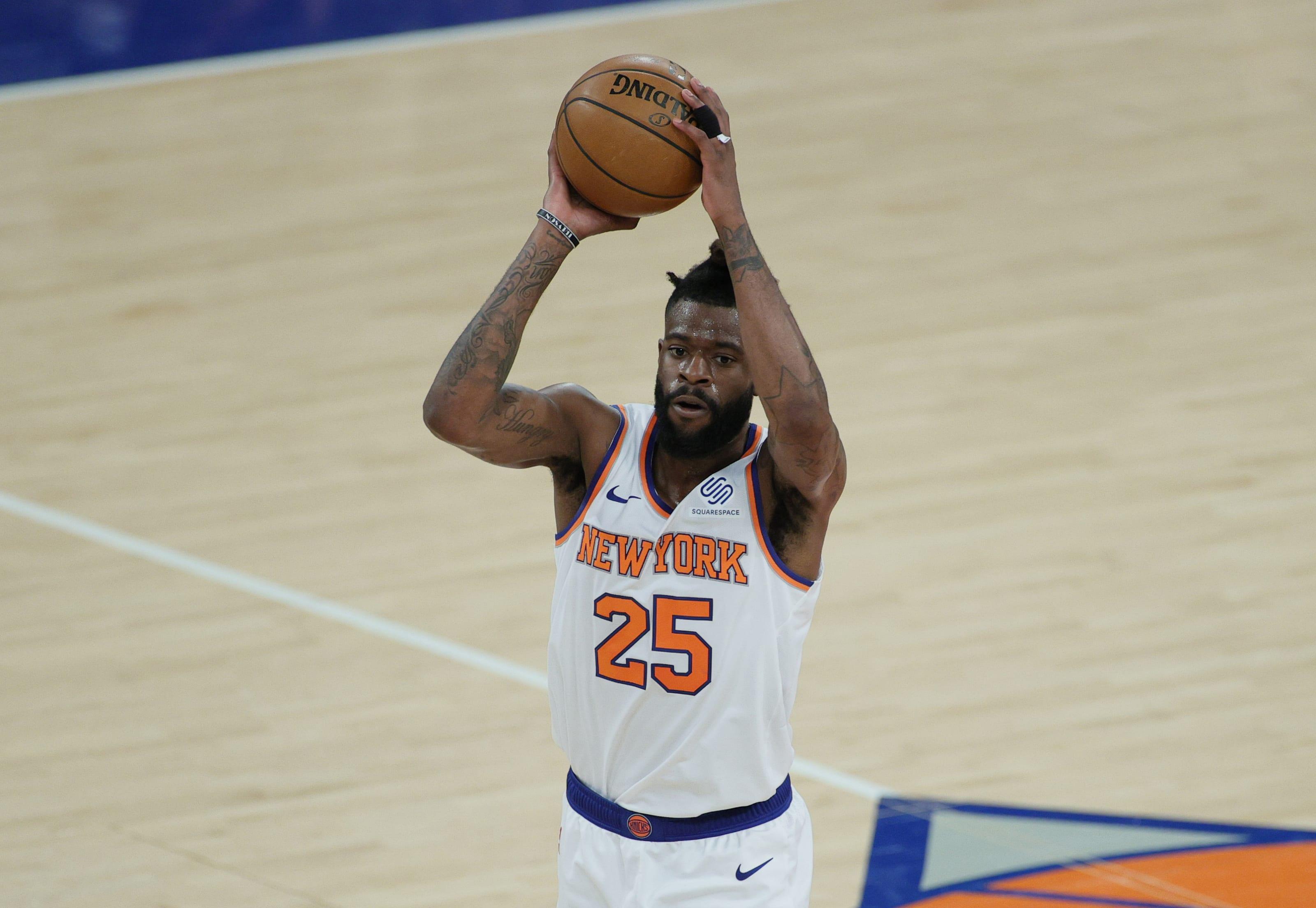 New York Knicks: Reggie Bullock