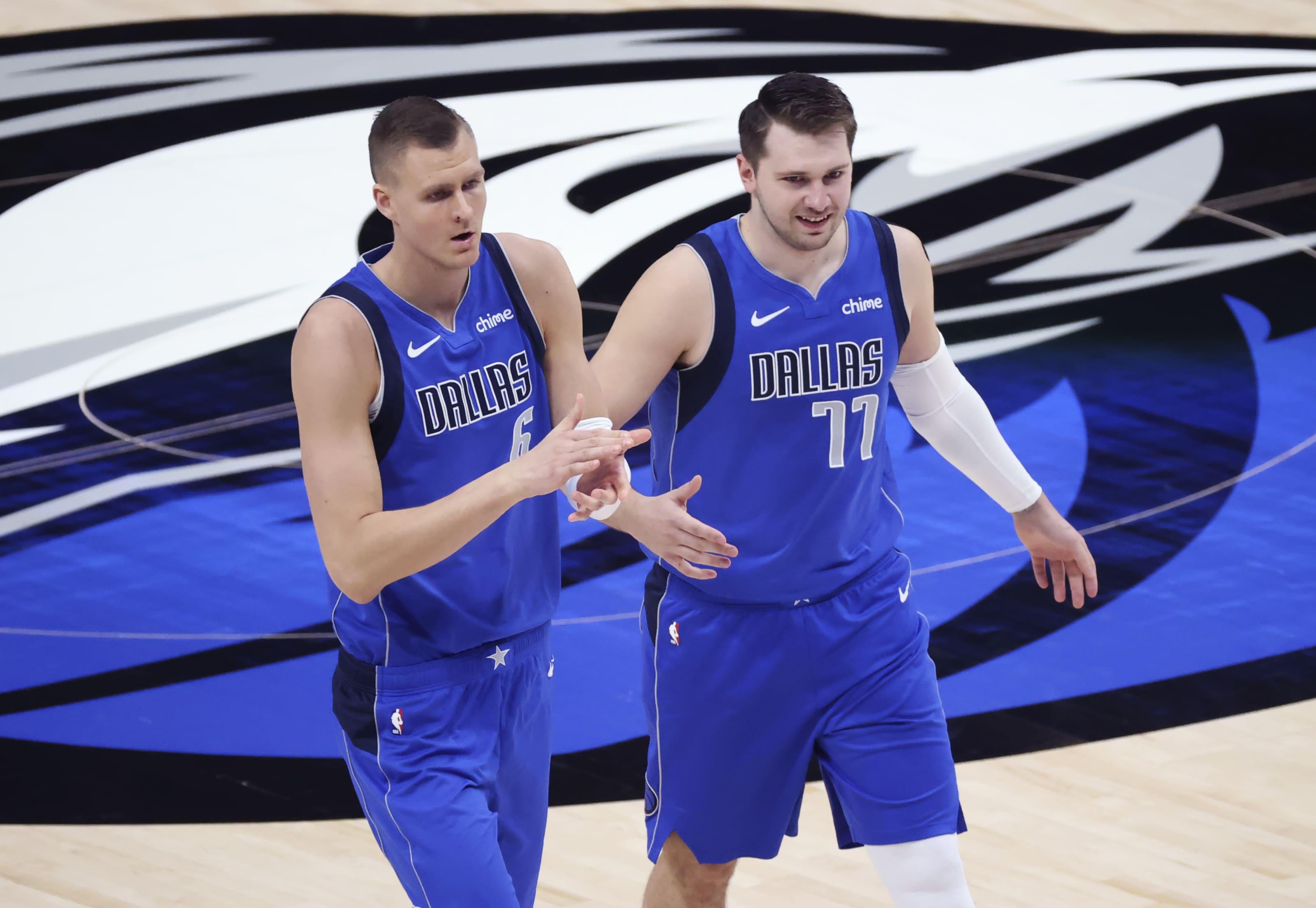 Dallas Mavericks: Kristaps Porzingis, Luka Doncic