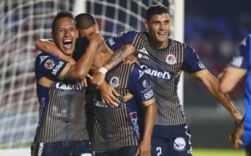 Santos wins, Veracruz loses