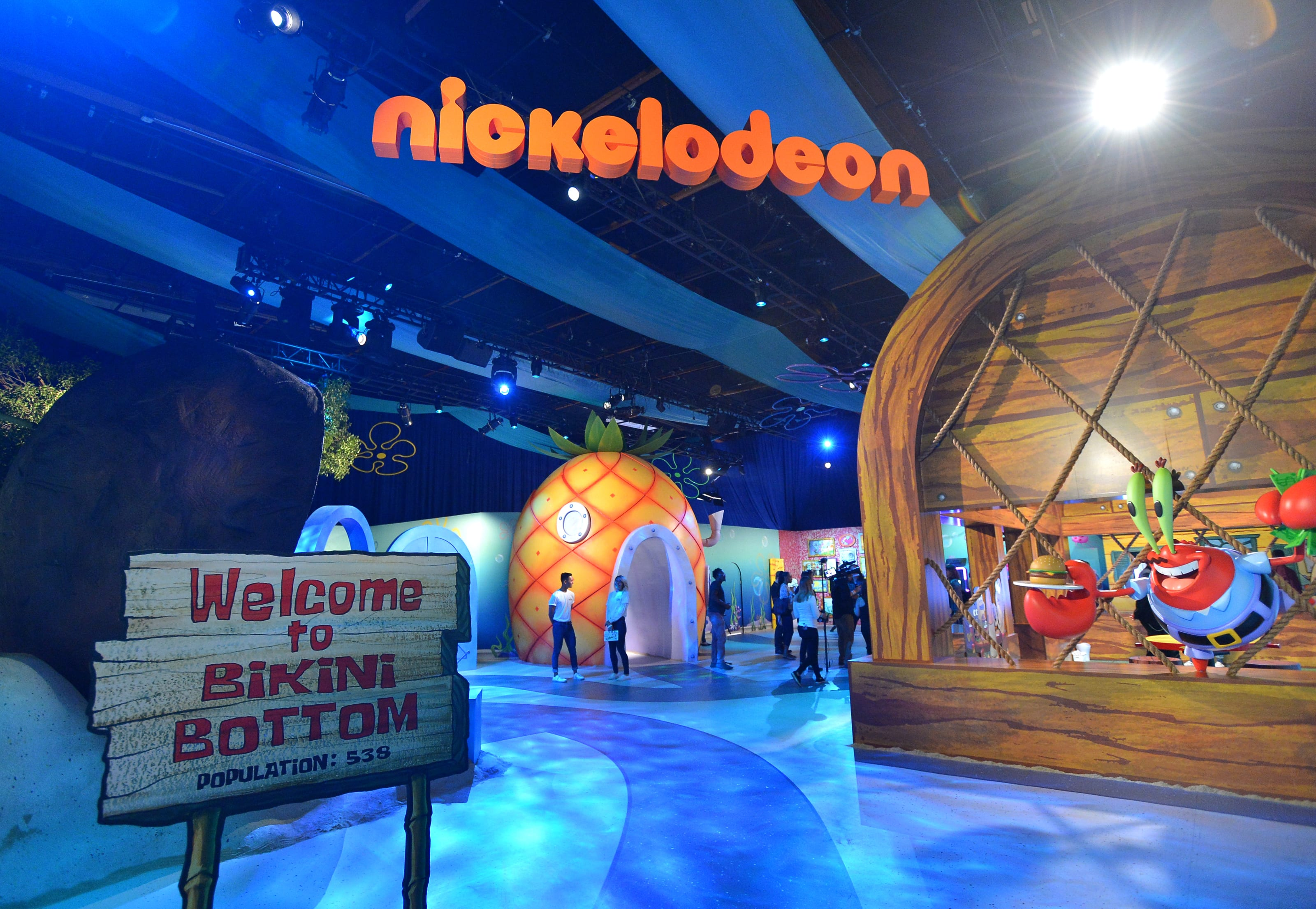 Chicago Bears, Nickelodeon