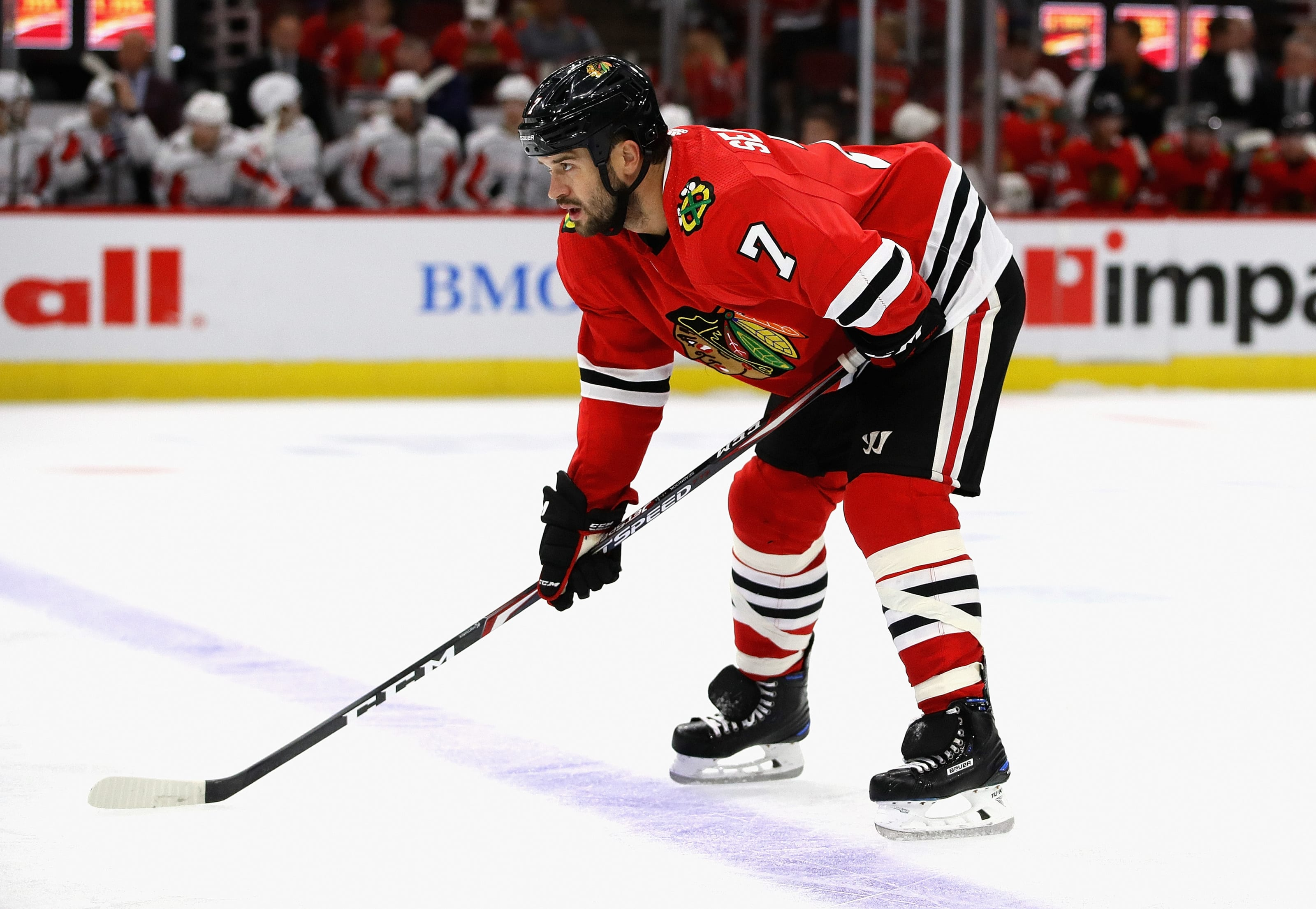 Chicago Blackhawks, Brent Seabrook