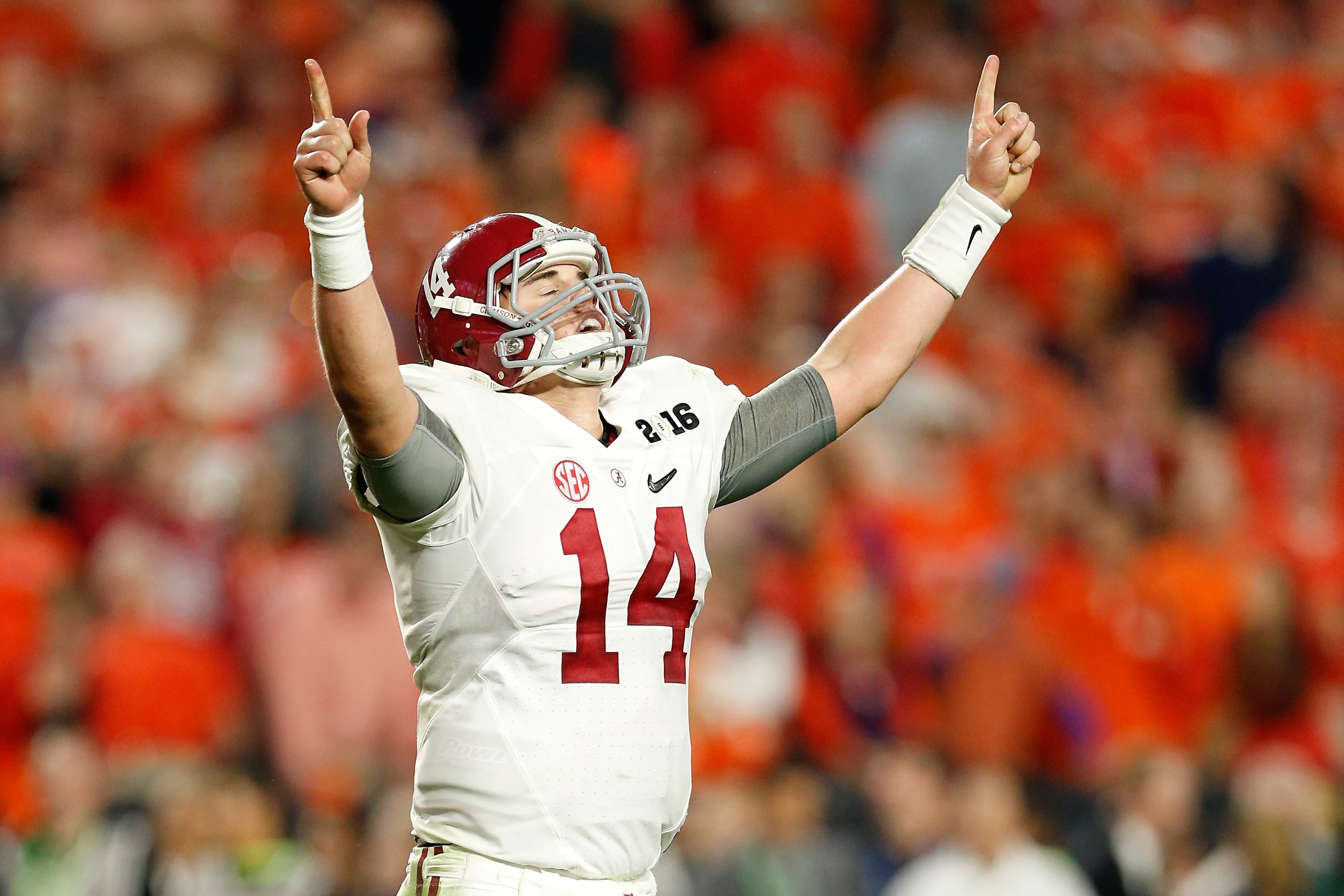 College Football Playoff: Ranking every team in playoff ...