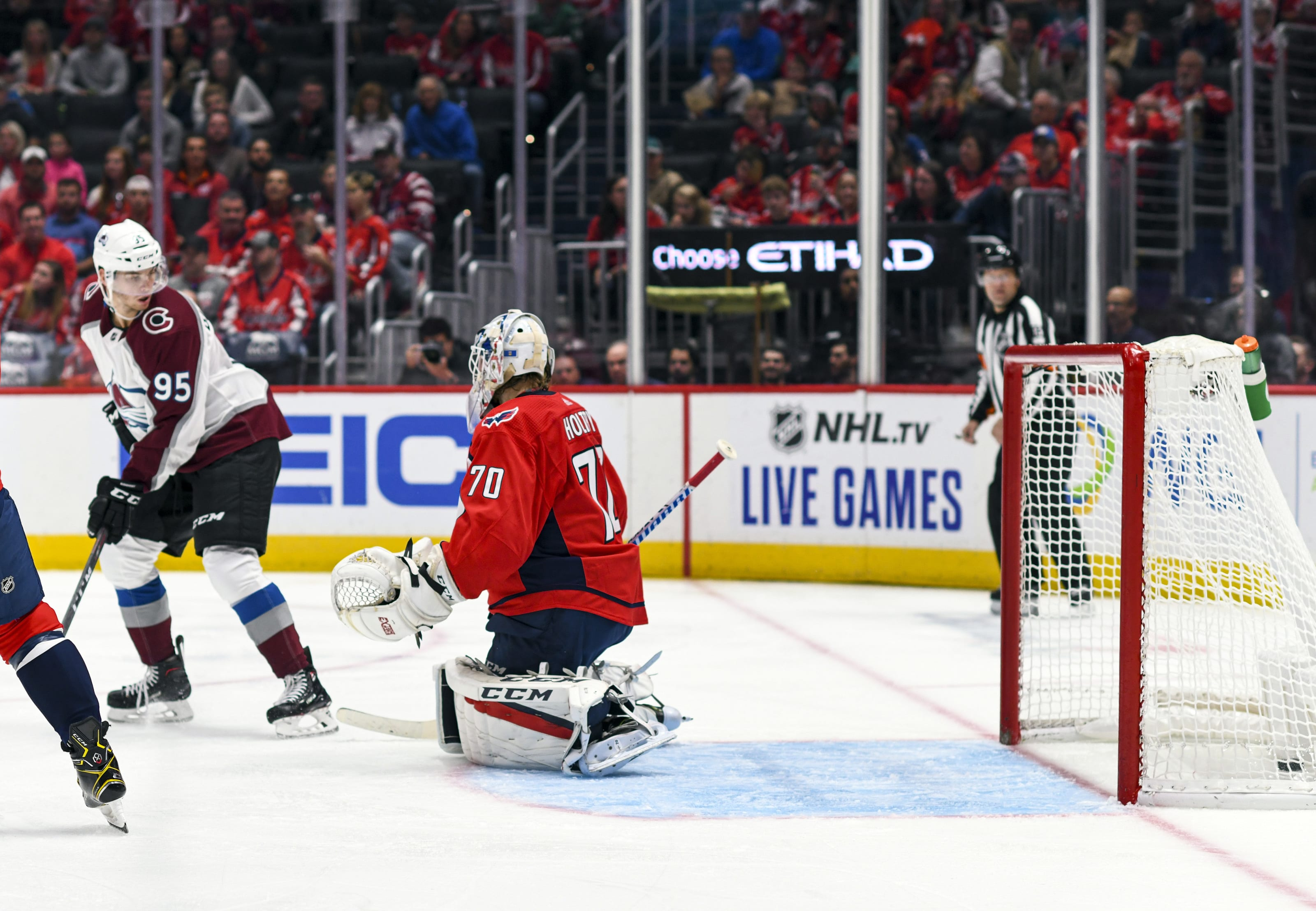 Vegas Golden Knights Should Consider Going After Holtby In 2020 Page 2