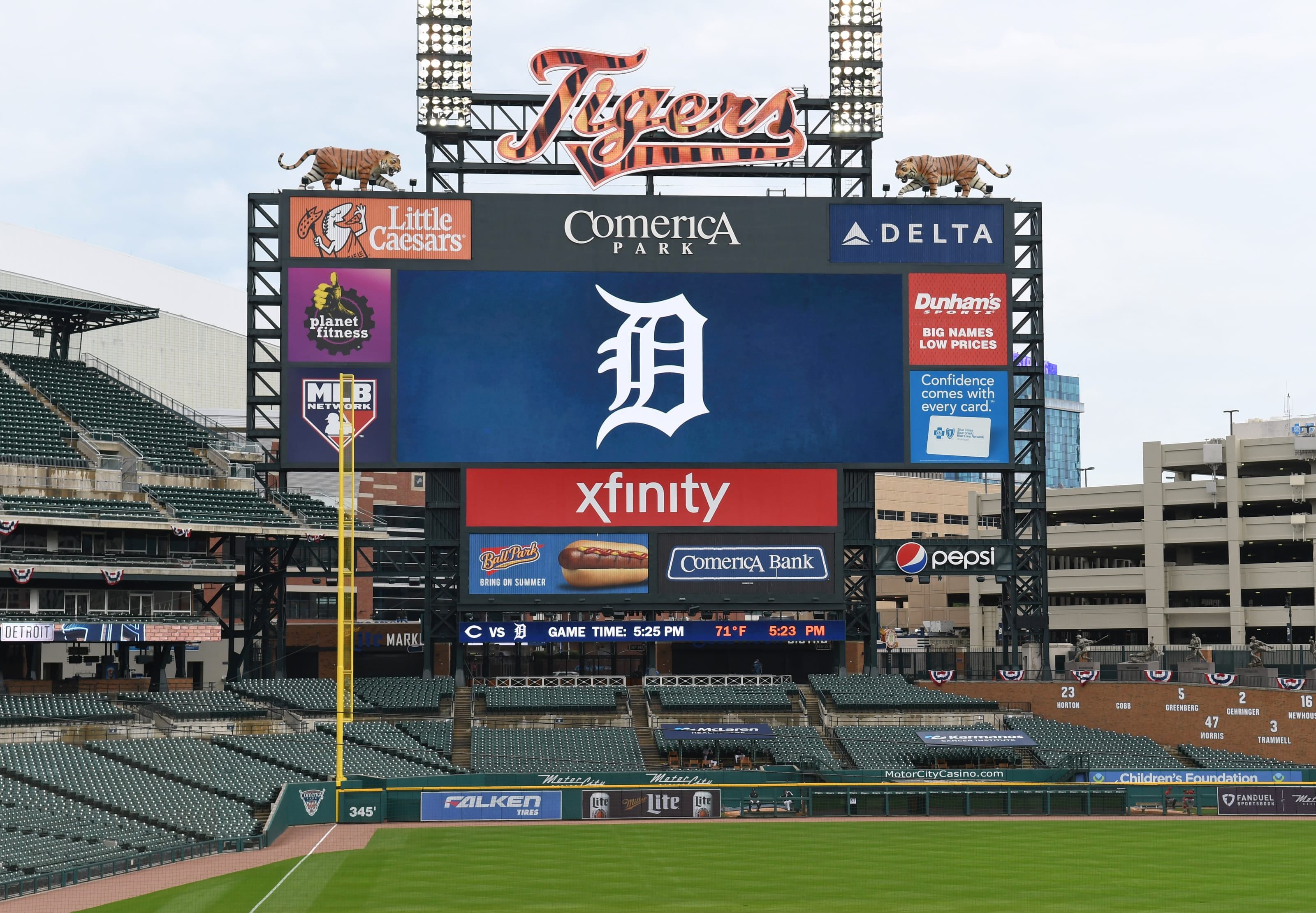 2021 Christmas Detroit Parks Detroit Tigers 3 Christmas Wishes For The 2021 Season