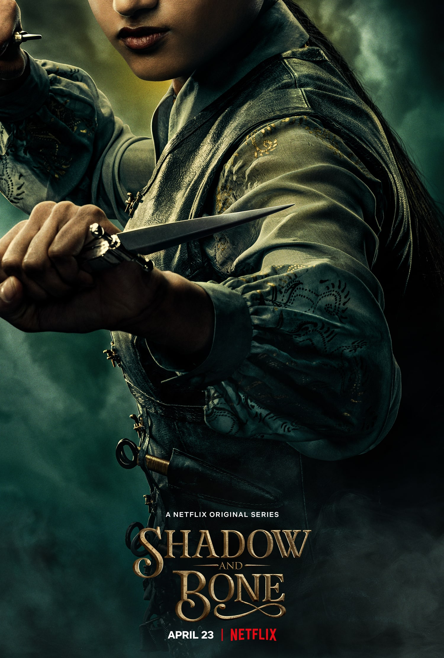 Image result for inej shadow and bone