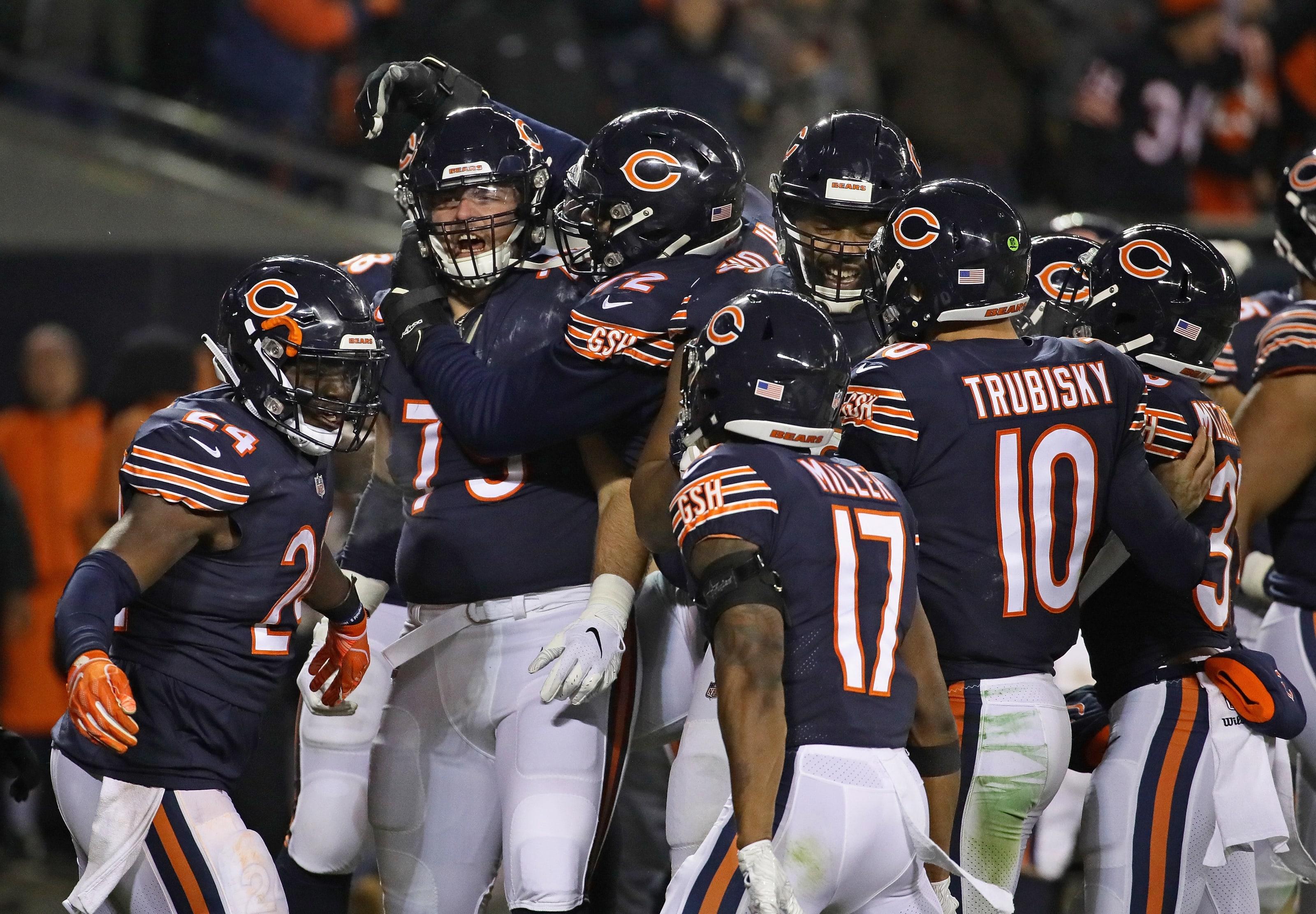 Chicago Bears, Offense