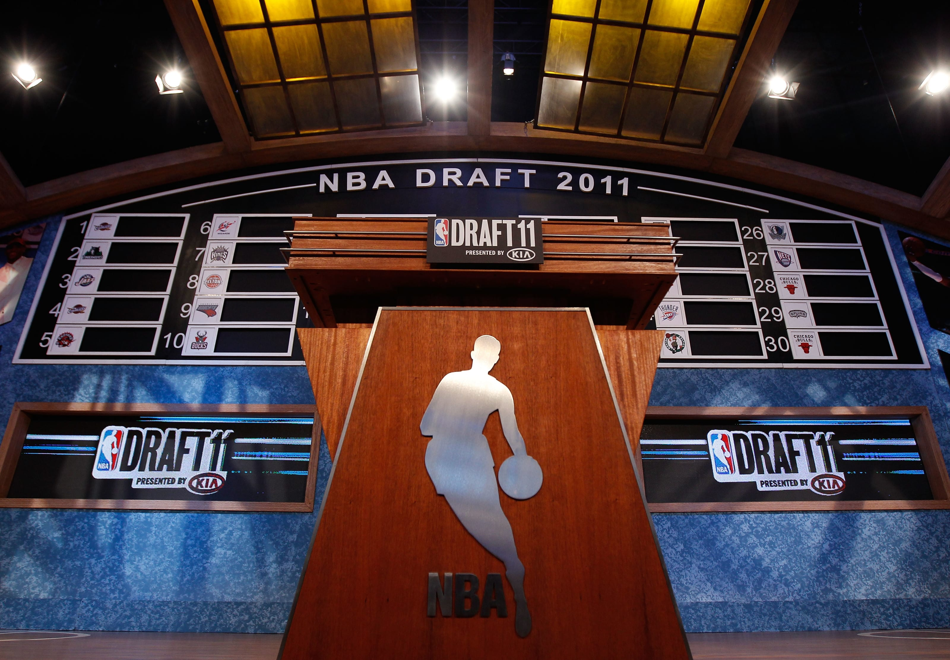 Indiana Pacers, NBA Draft