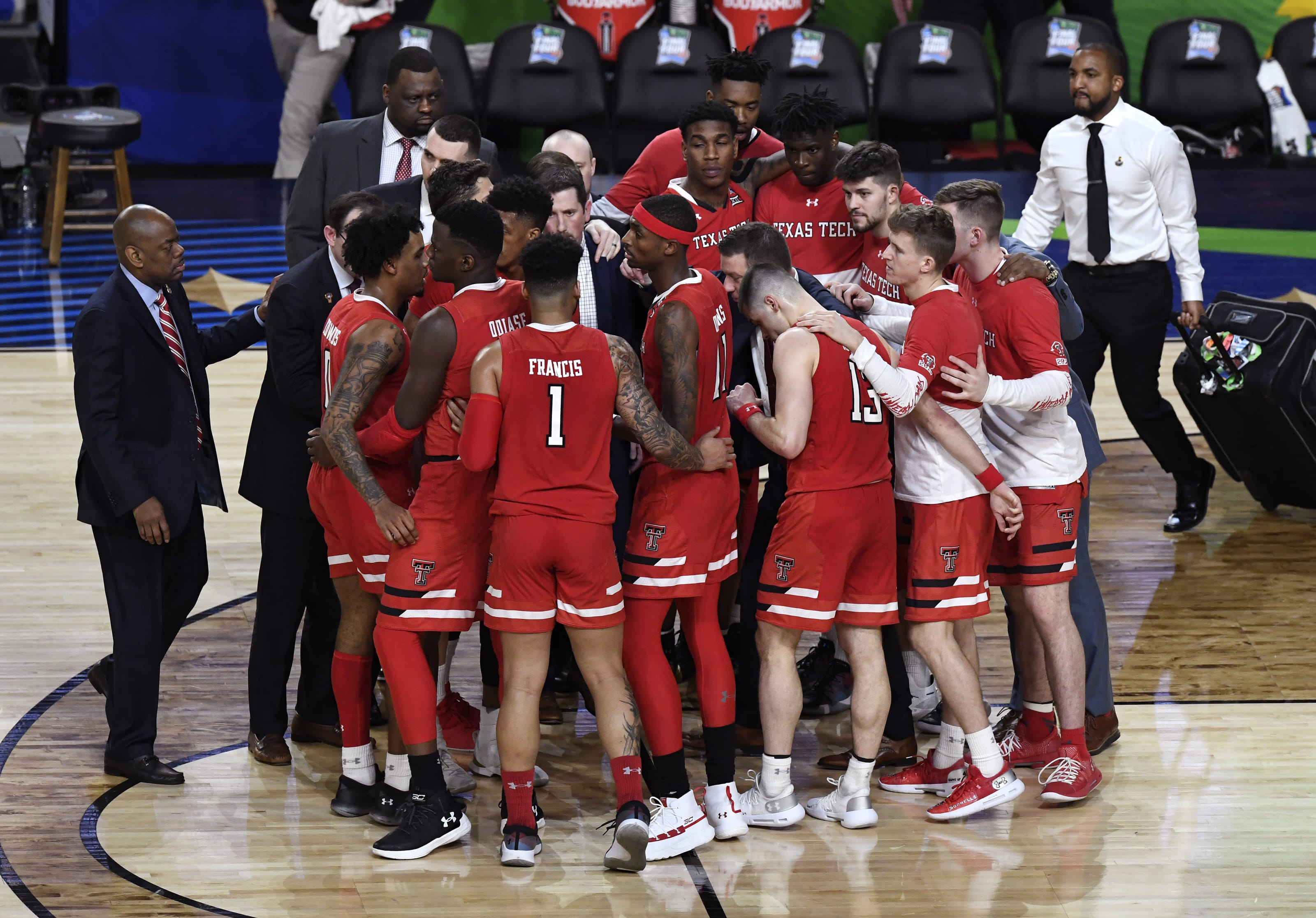 Texas Tech Basketball Looking Back At Top 5 Games Of 2018 19