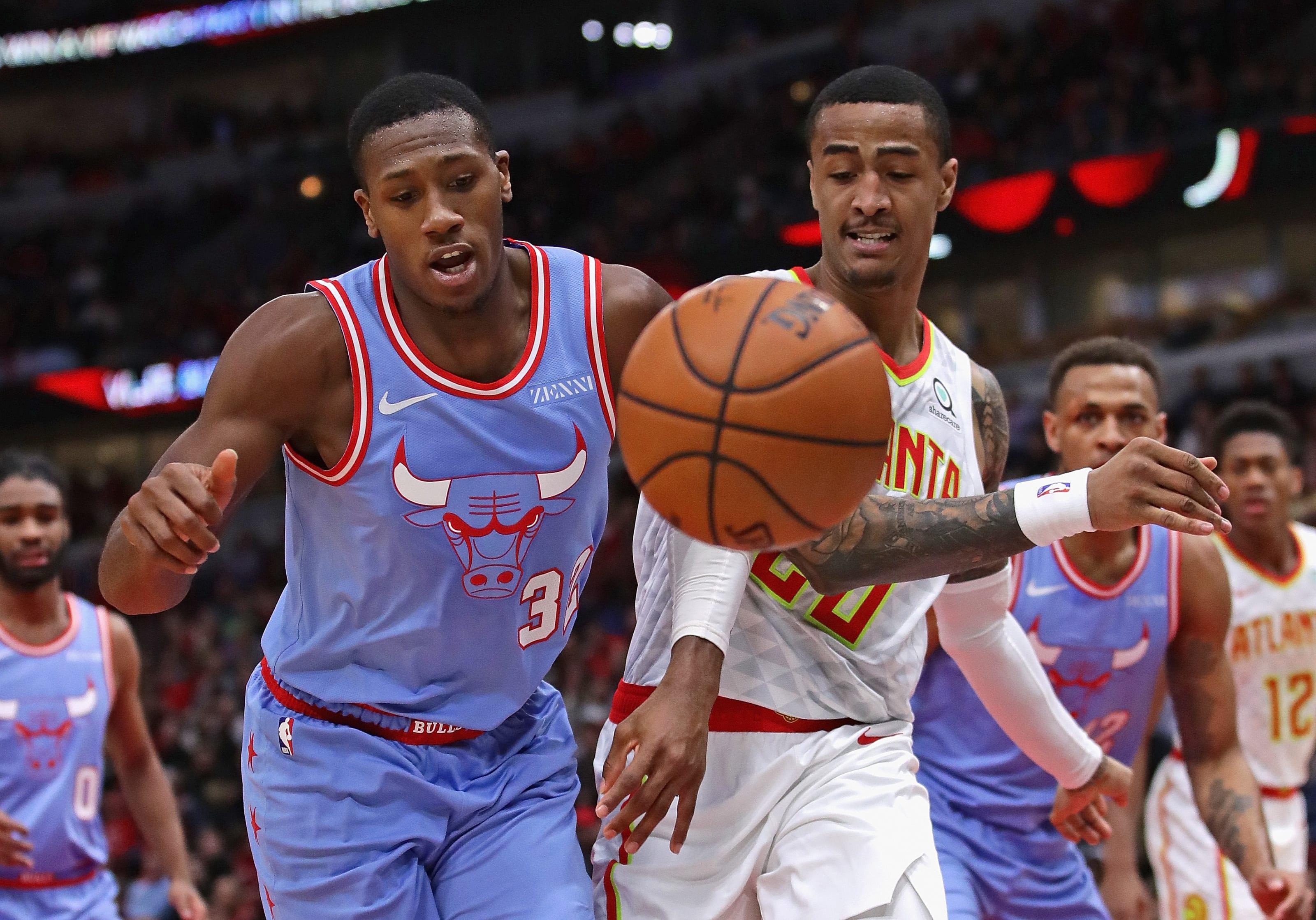 Chicago Bulls, Kris Dunn
