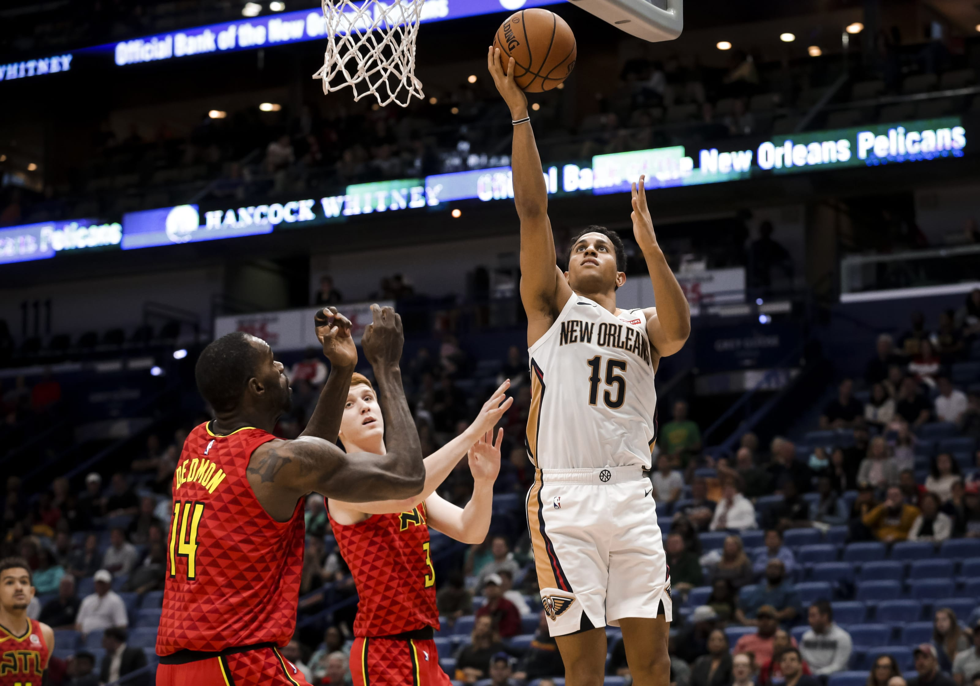 New Orleans Pelicans, Frank Jackson