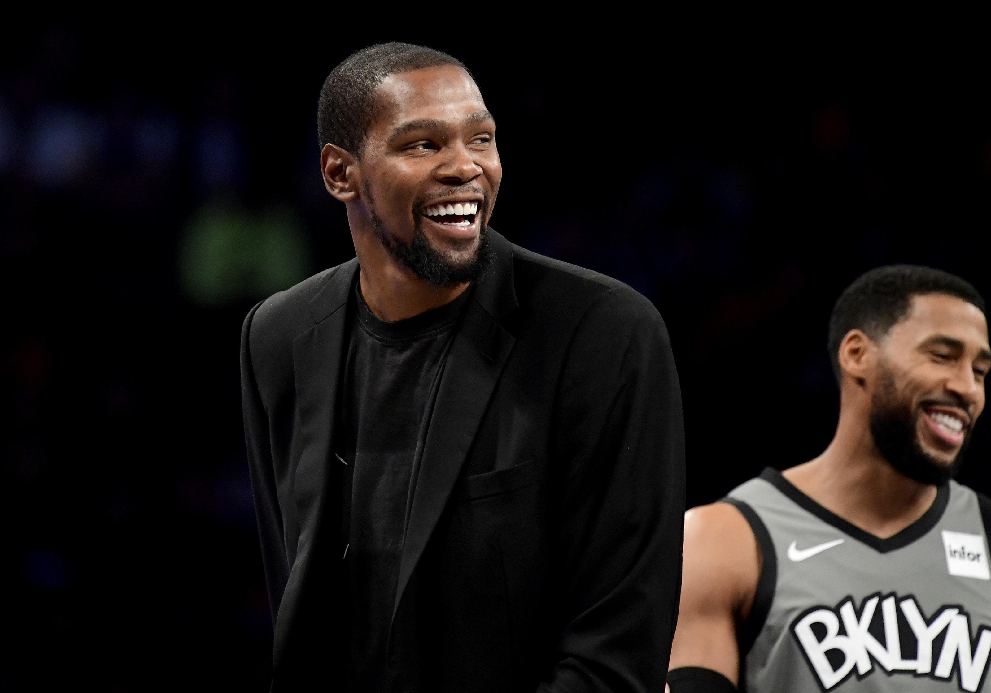 Dallas Mavericks, Kevin Durant