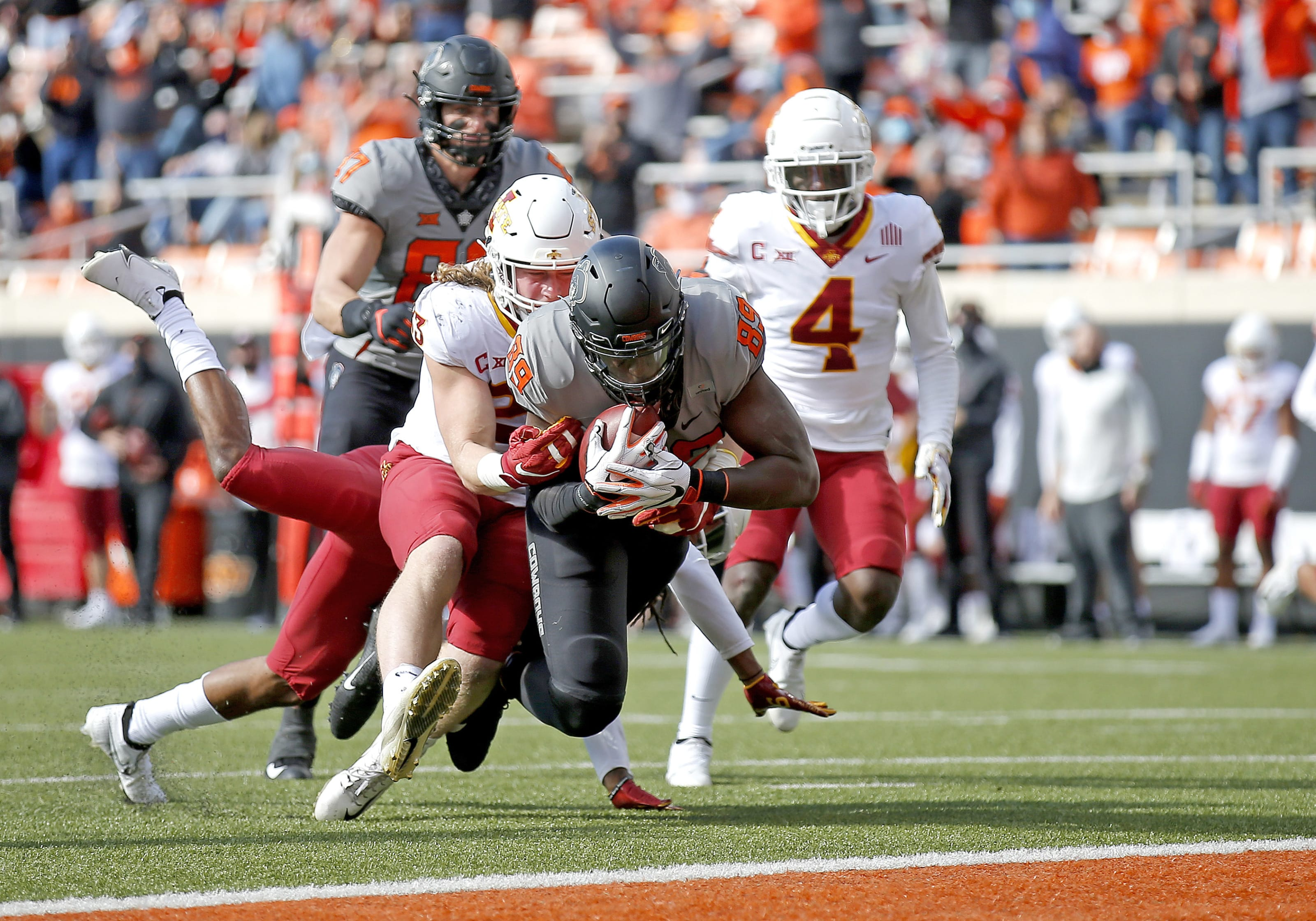 Oklahoma State Football: 3 takeaways from huge win over ...