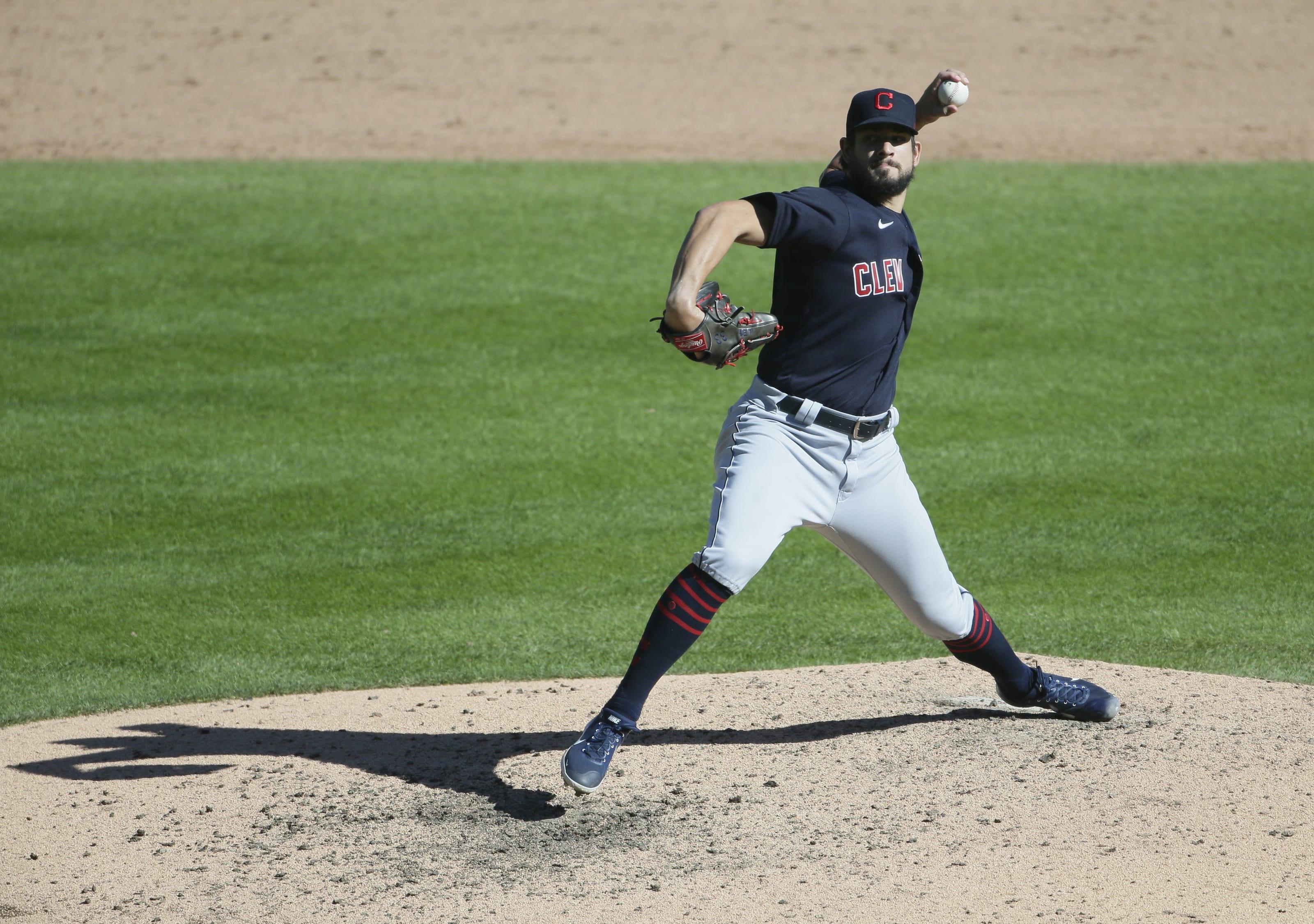Brad Hand, Cleveland Indians