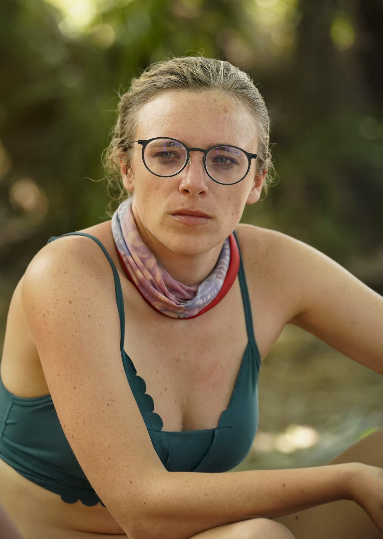 Sophie Clarke Survivor Winners at War episode 1