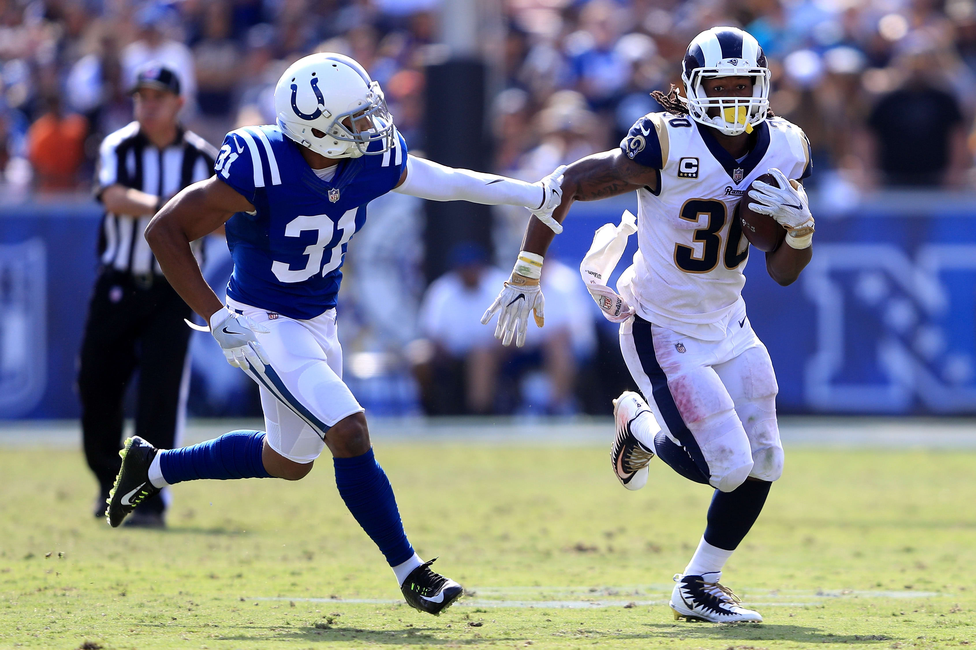 Los Angeles Rams: Three takeaways from home opener vs Colts
