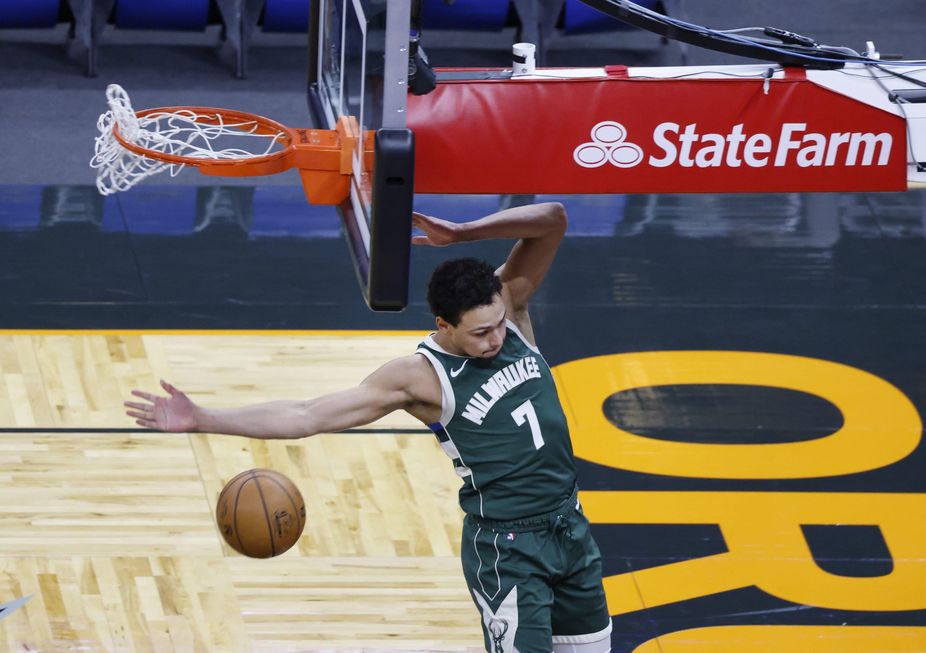 Milwaukee Bucks: Bryn Forbes