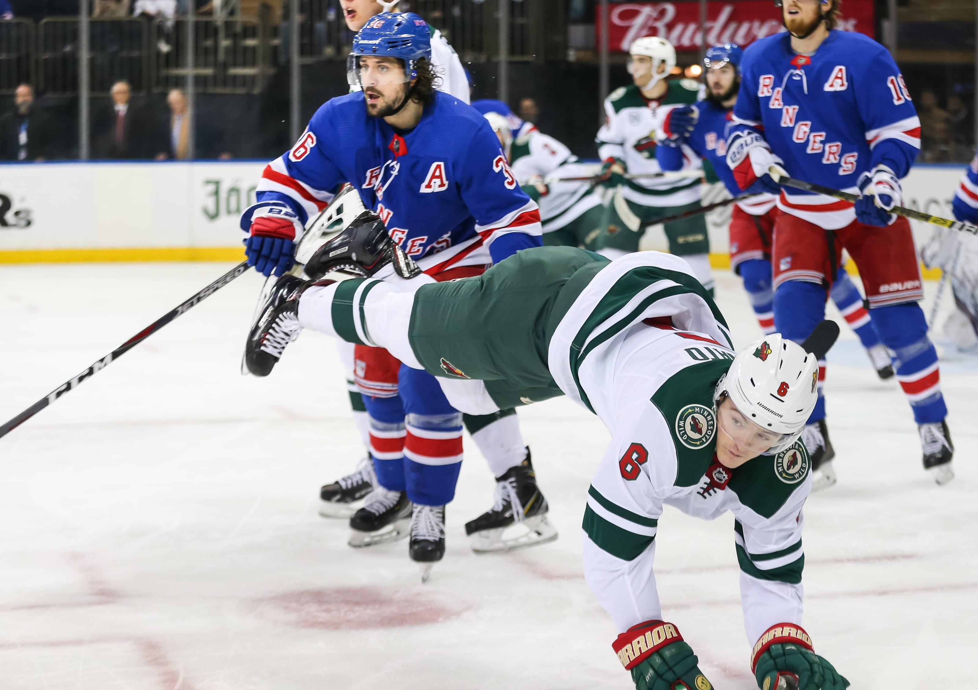 New York Rangers Trade Forward Mats Zuccarello To Dallas Stars