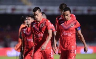 Veracruz booted from Liga MX