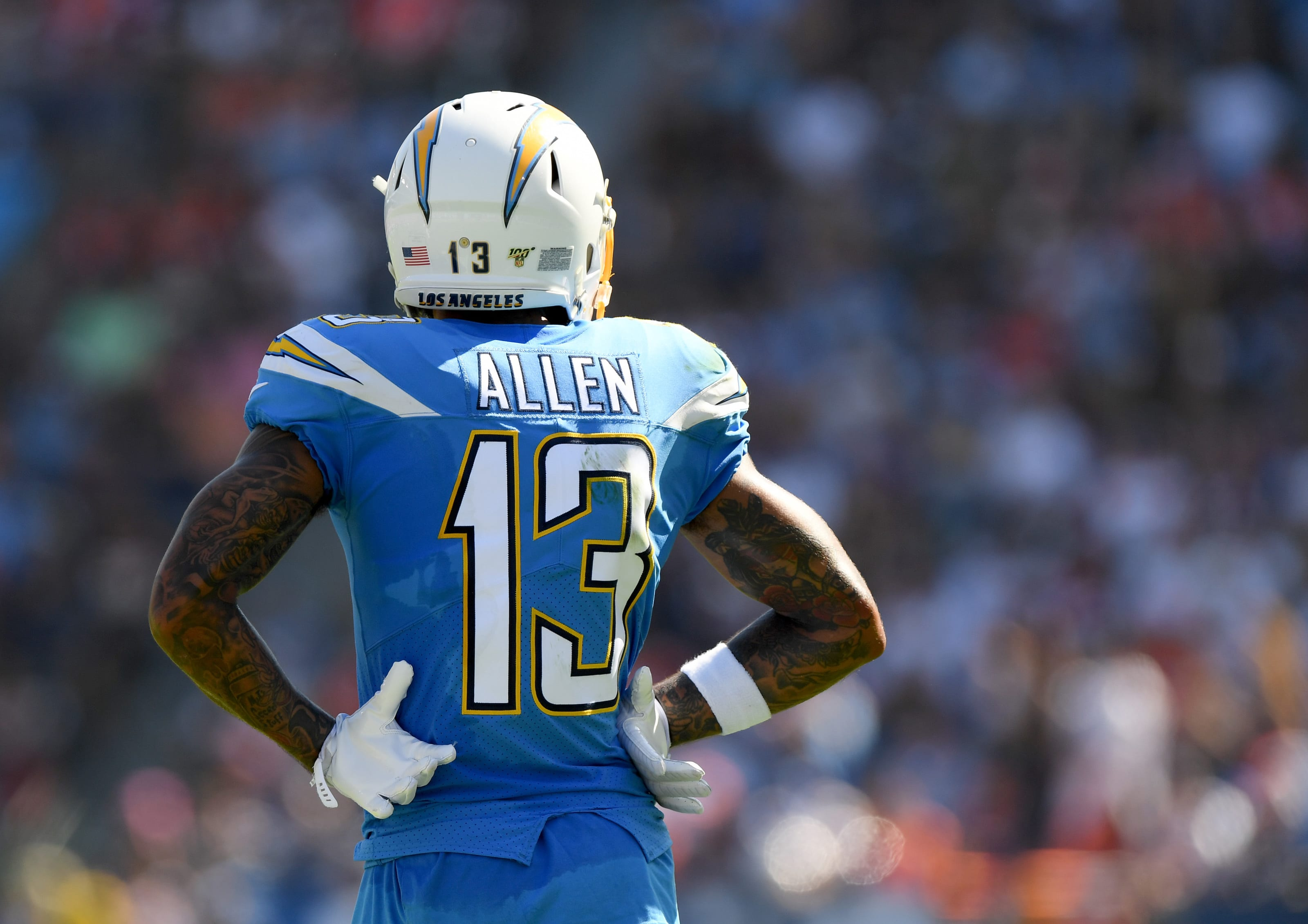 LA Chargers: The only 3 receivers that are better than Keenan Allen
