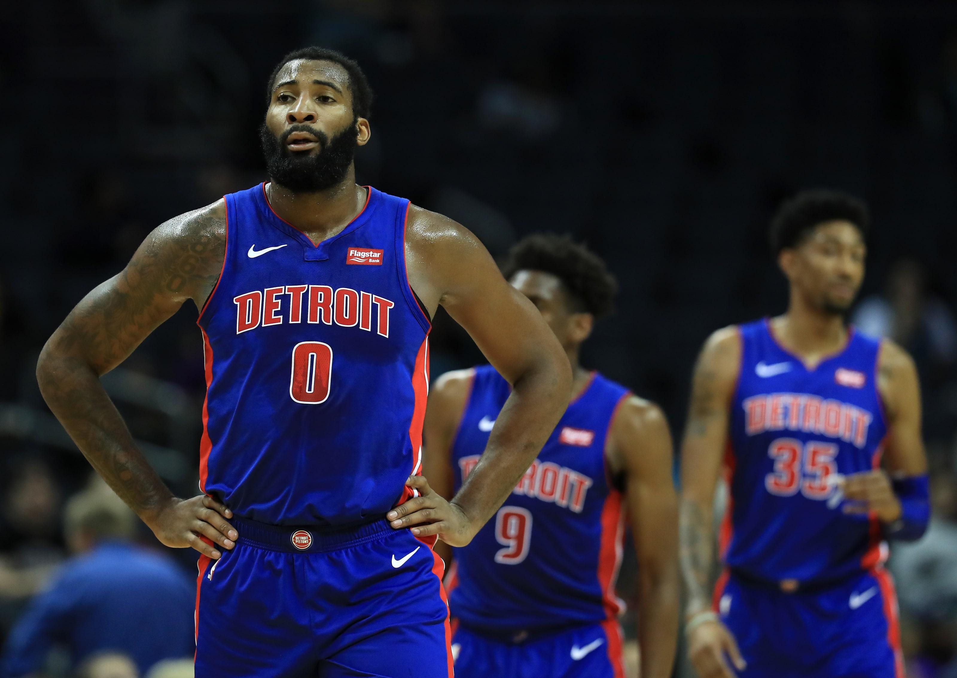 NBA Detroit Pistons