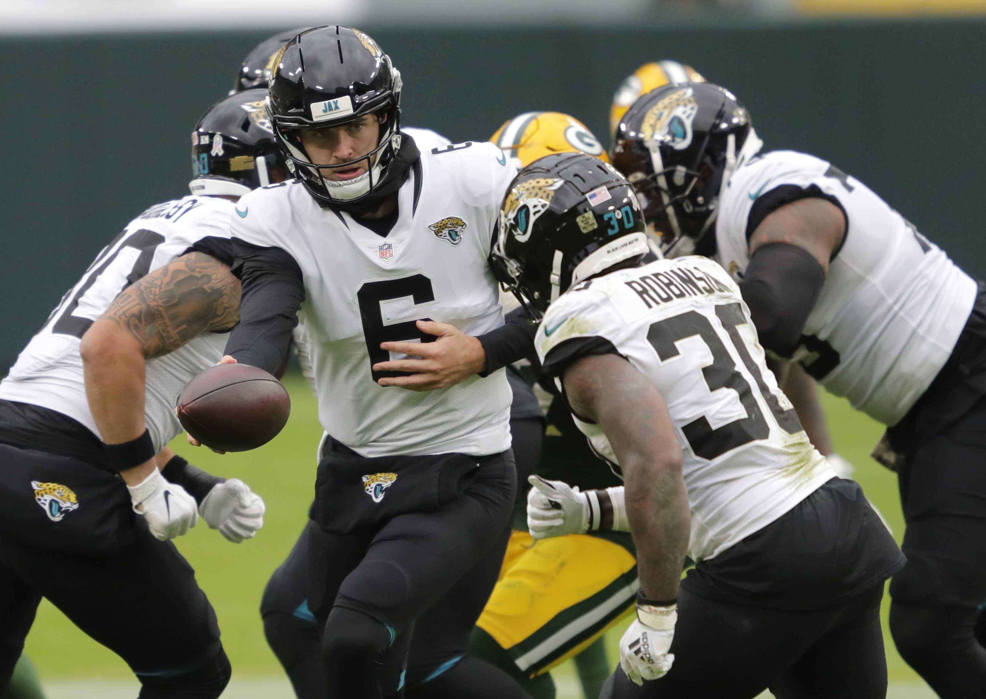 Jacksonville Jaguars, 2021 NFL Draft