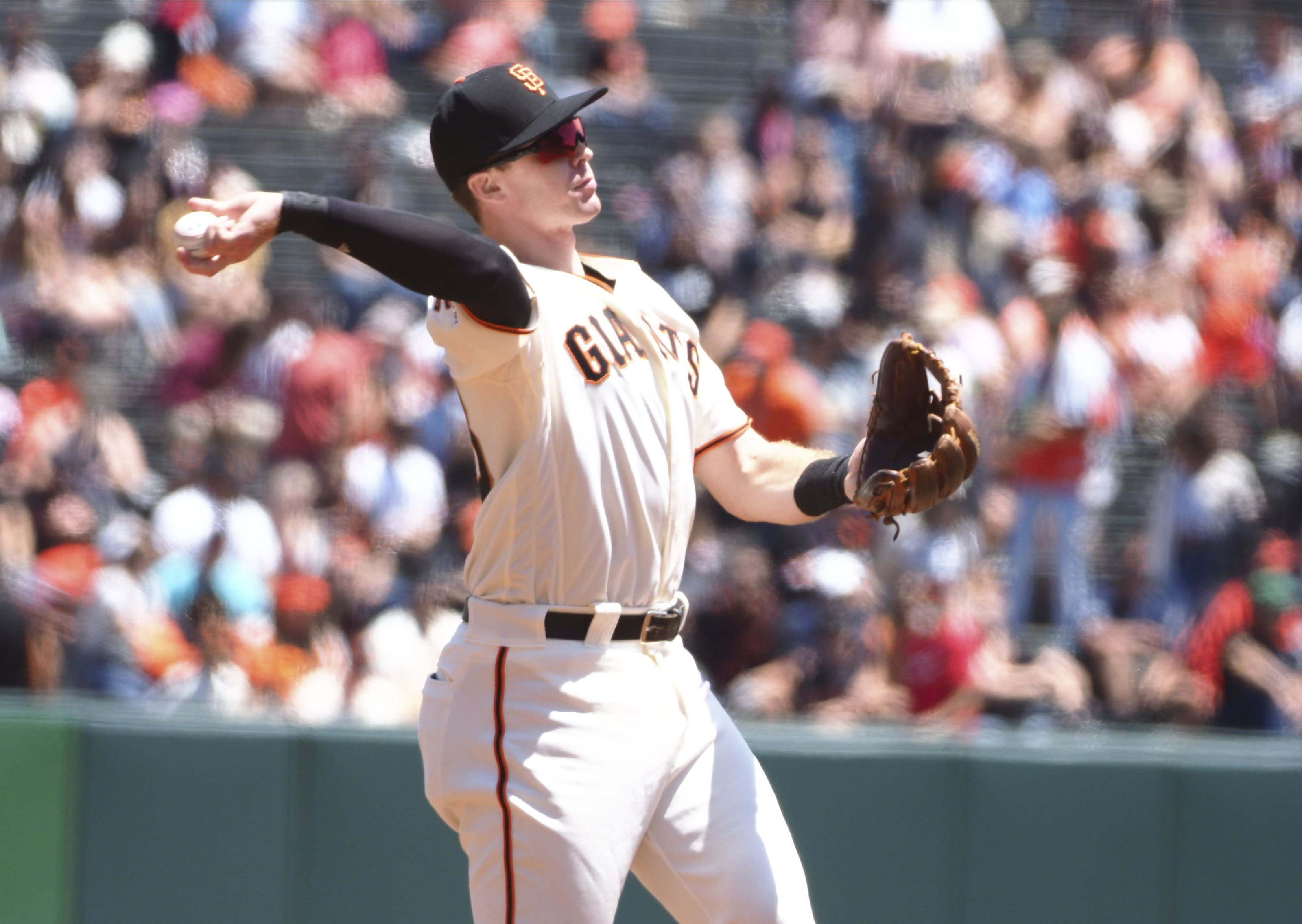 SF Giants, Zach Green