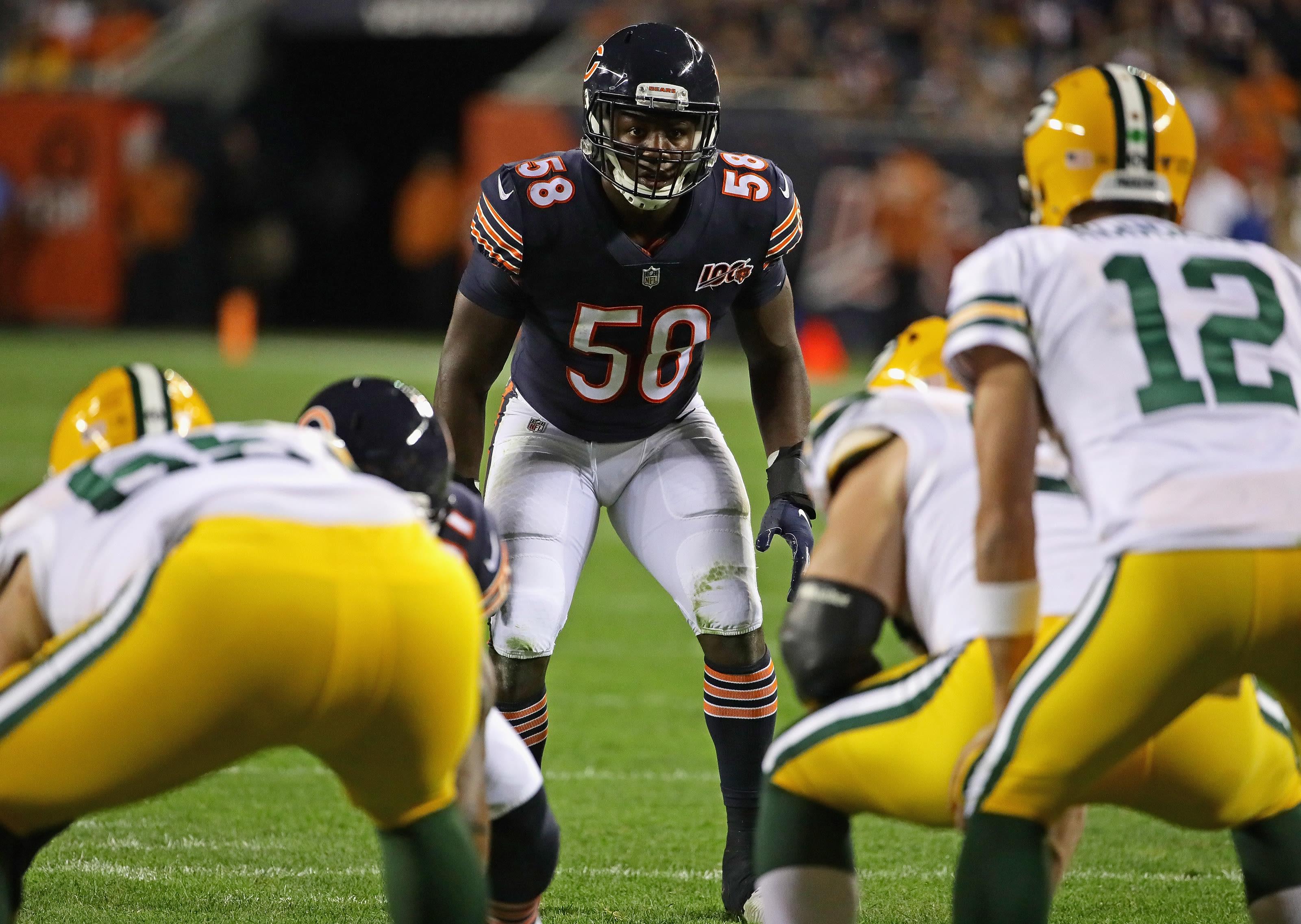 Chicago Bears, Roquan Smith