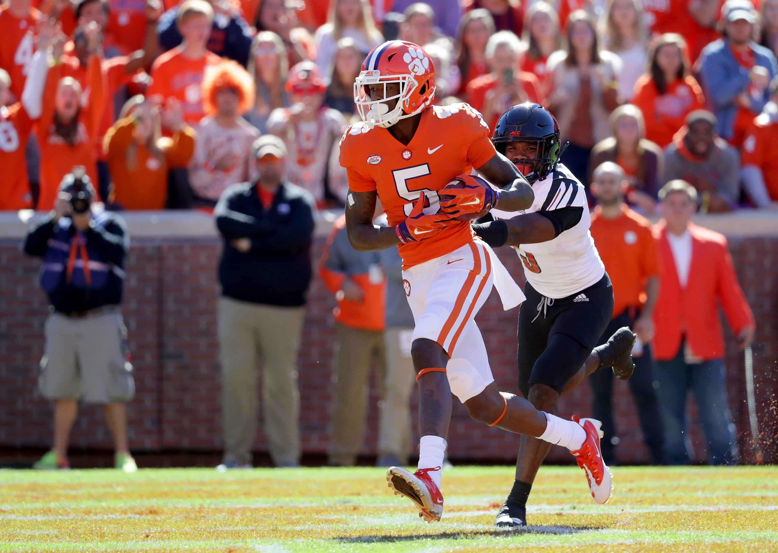 Clemson Football: 5 Storylines vs. BC; ESPN College ...
