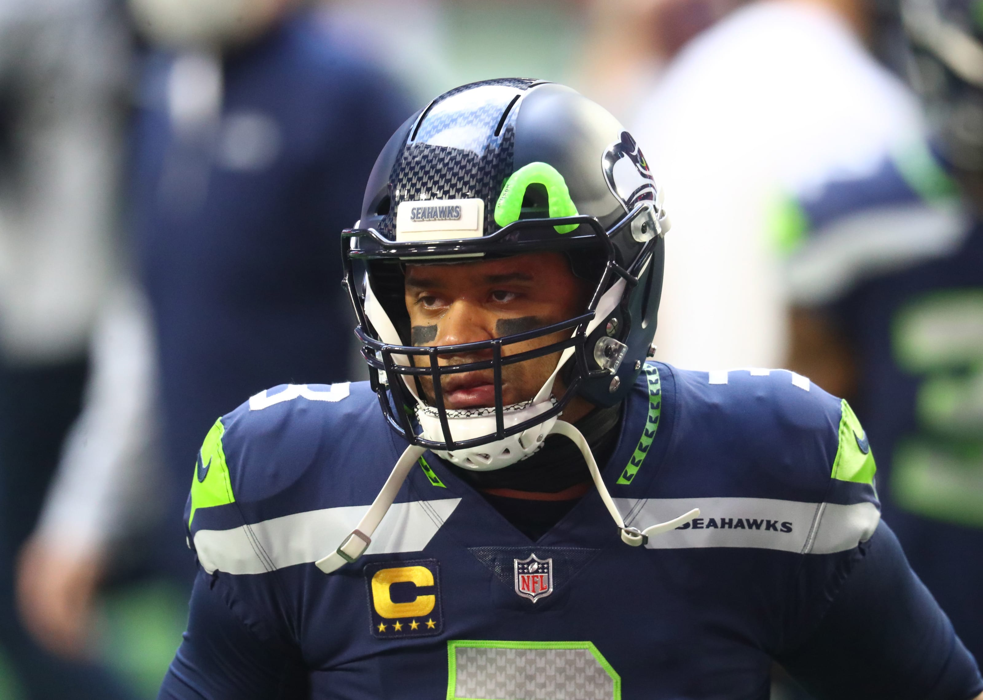 Russell Wilson: Carolina Panthers should be on red alert