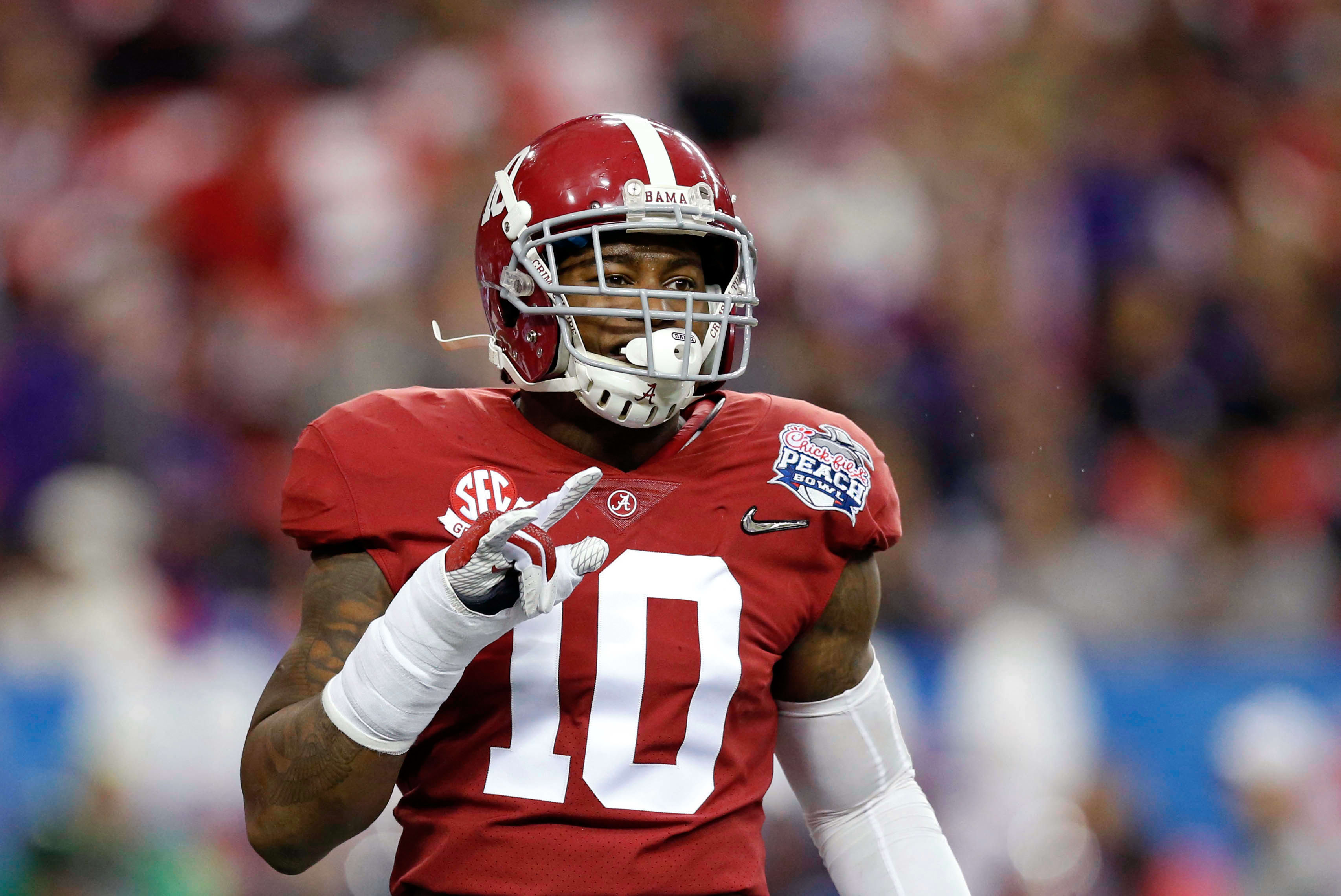 NFL Draft 2017: Top 5 Draft Prospects From Alabama Football