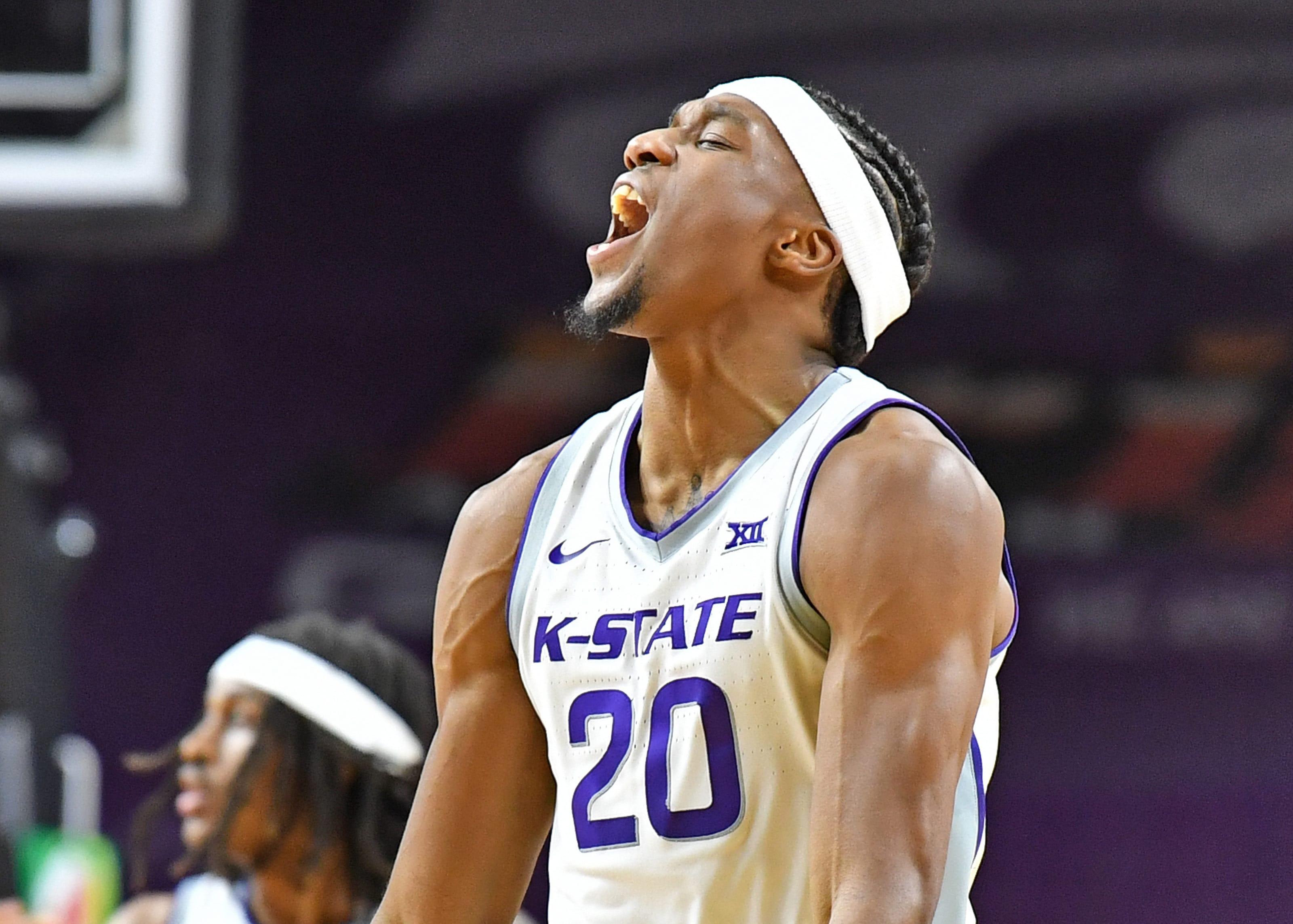 Big 12 Basketball NBA Draft
