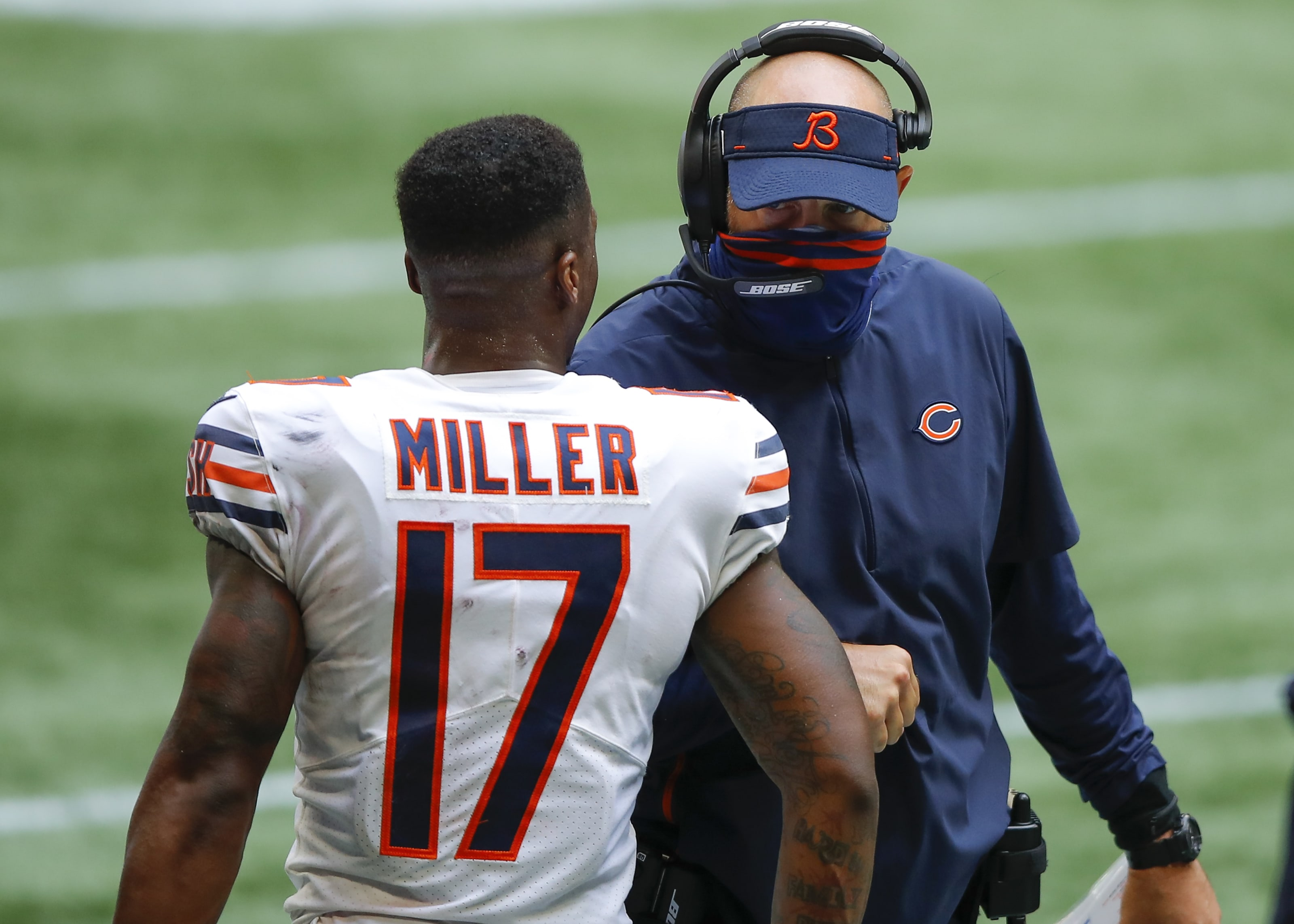 Chicago Bears, Anthony Miller