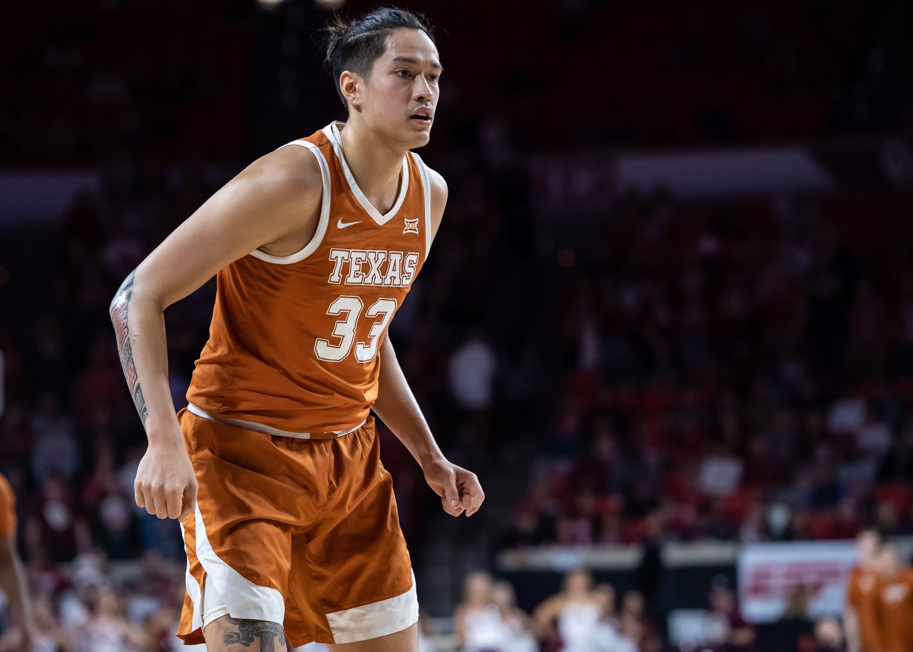 Kamaka Hepa, Texas Basketball