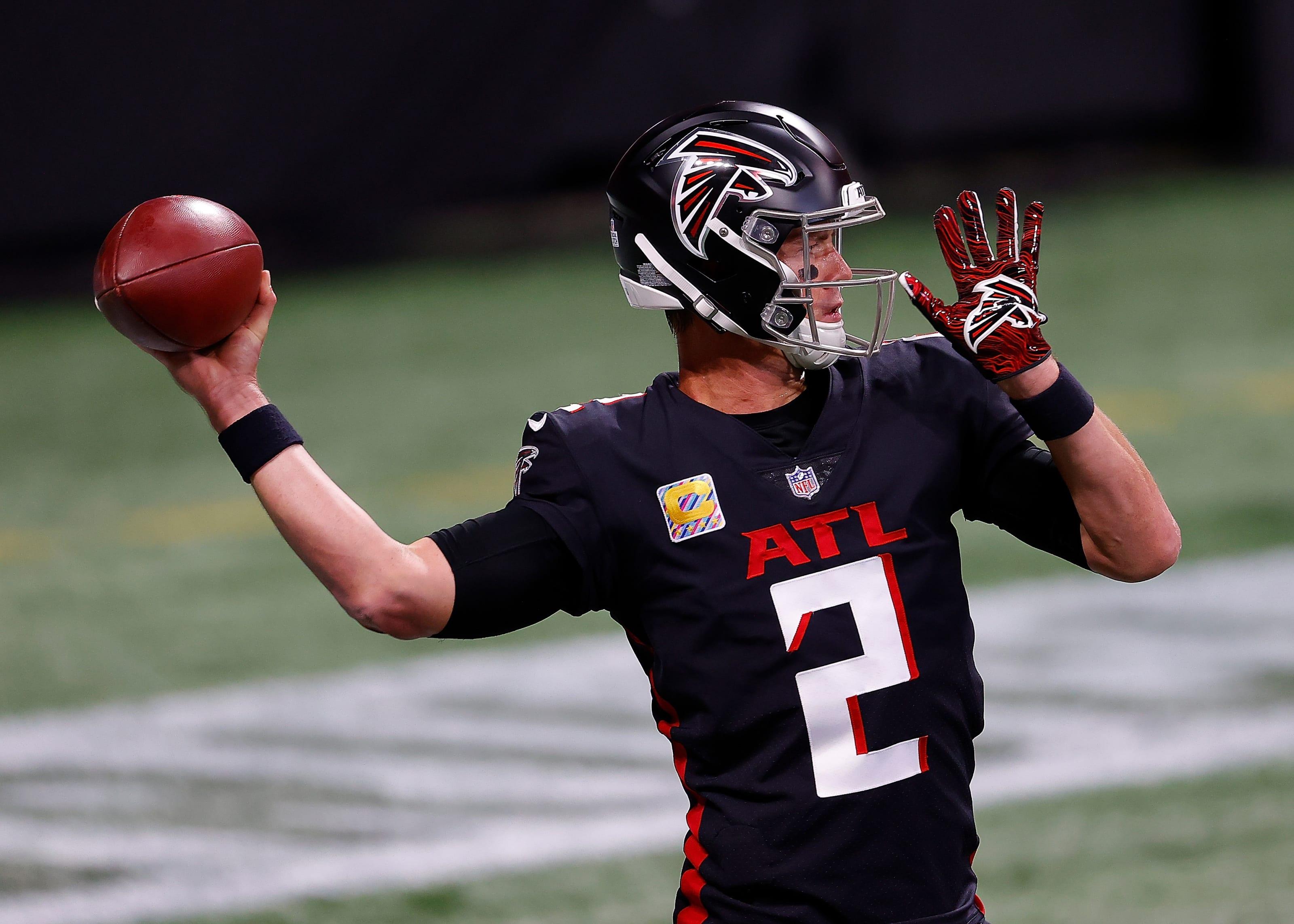 Atlanta Falcons, 2021 NFL Draft