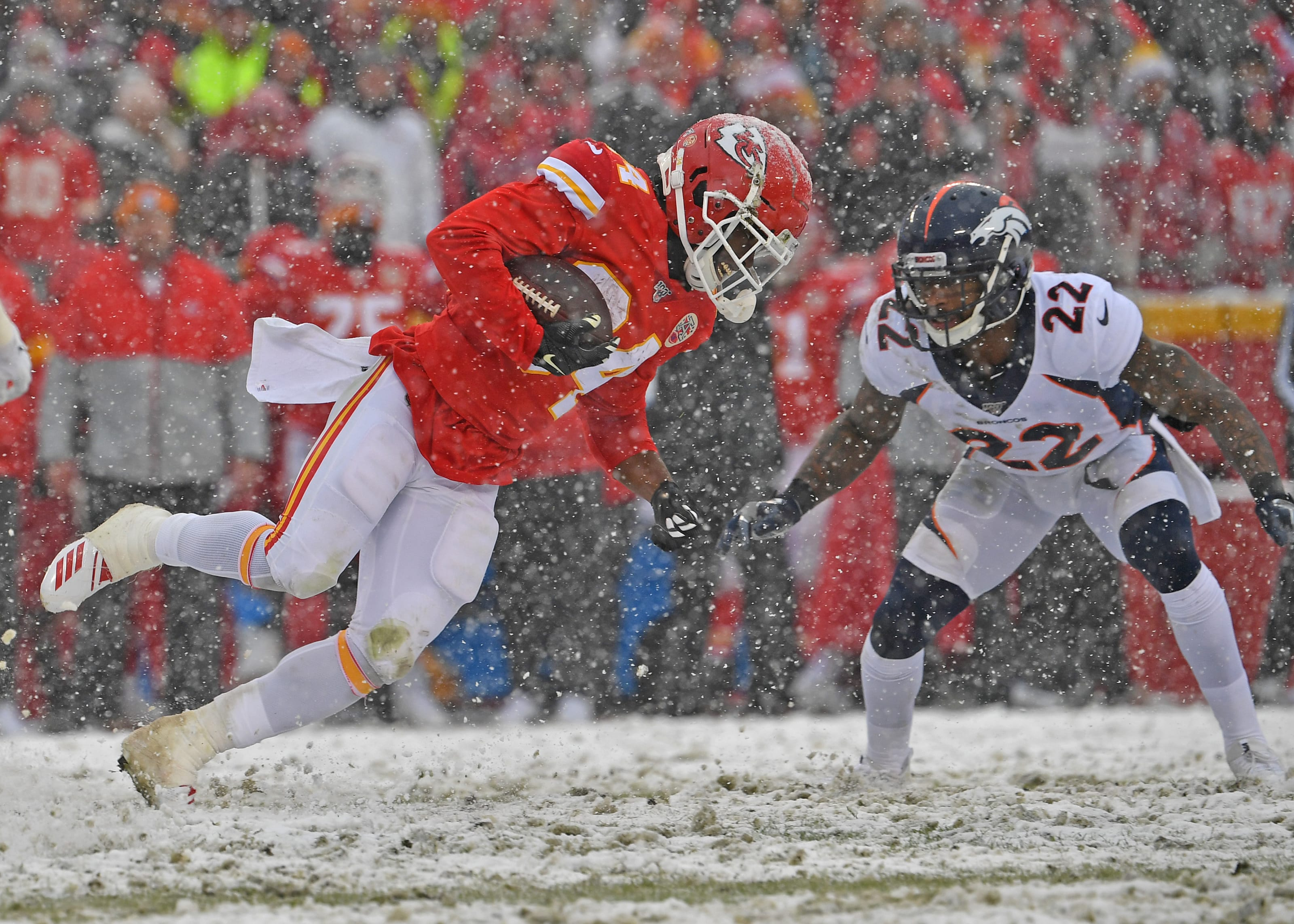 Denver Broncos, Kansas City Chiefs