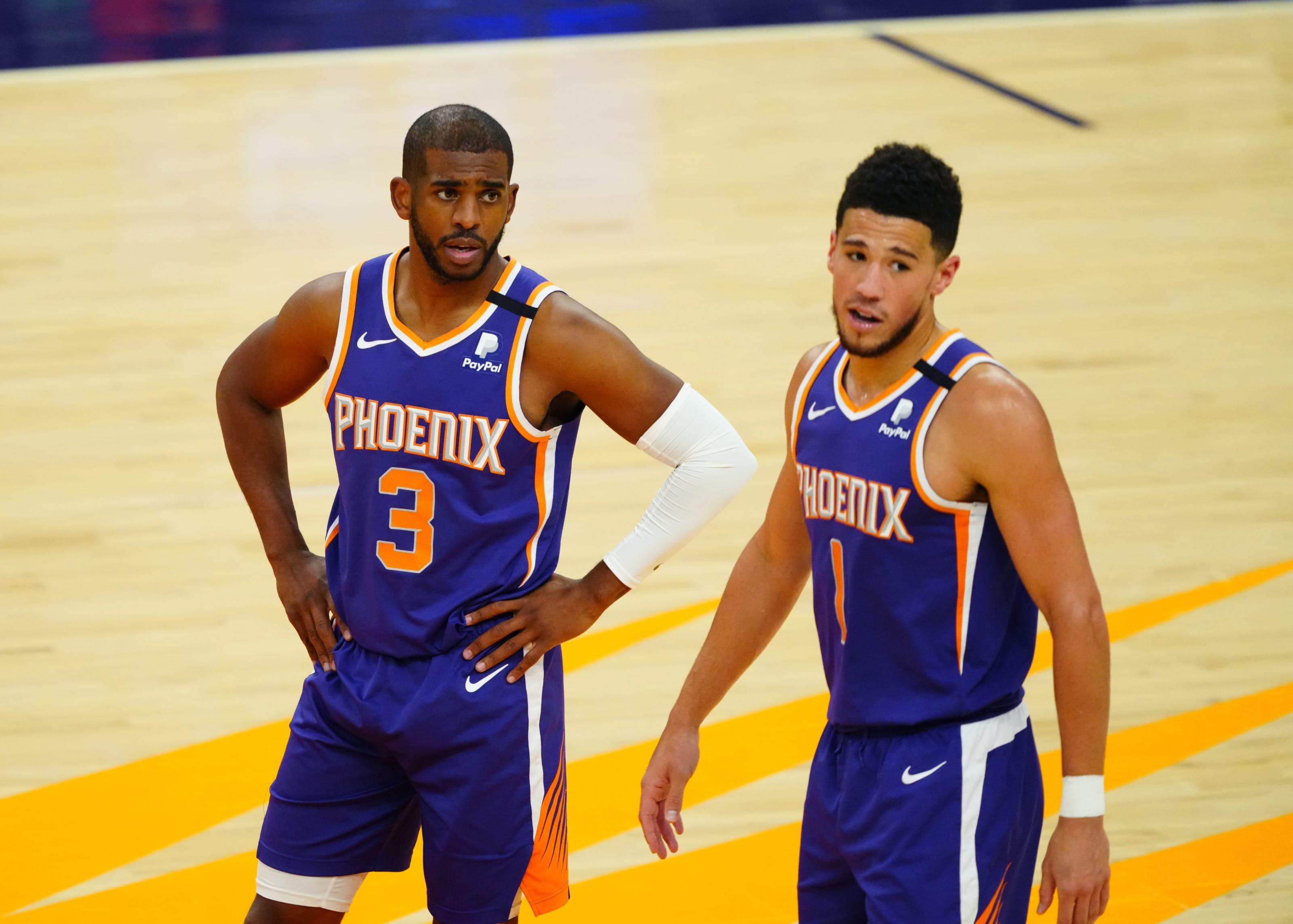Phoenix Suns, Chris Paul
