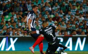 Santos beats Monterrey