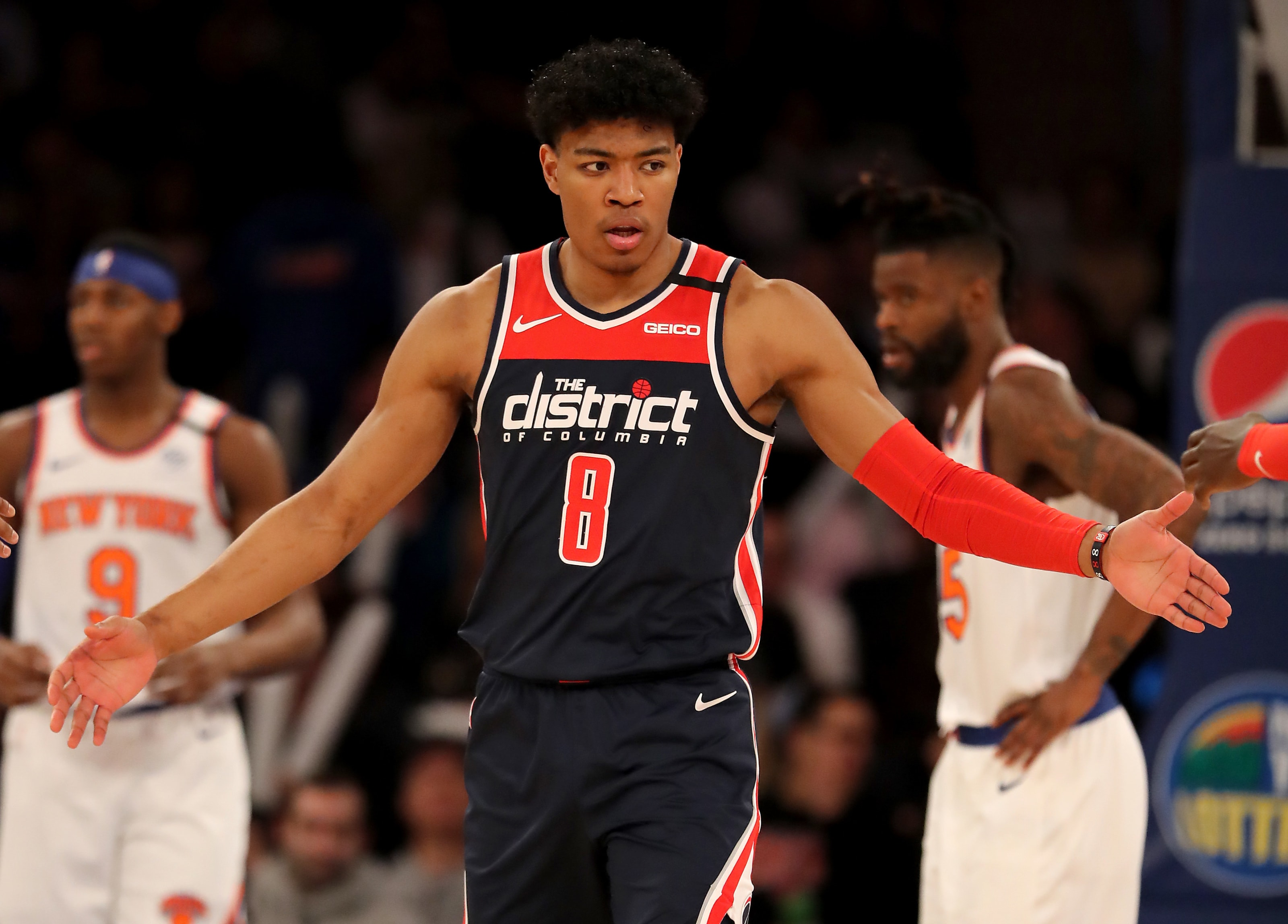 Washington Wizards Washington Wizards: 3 goals for the end of Rui Hachimura's rookie year