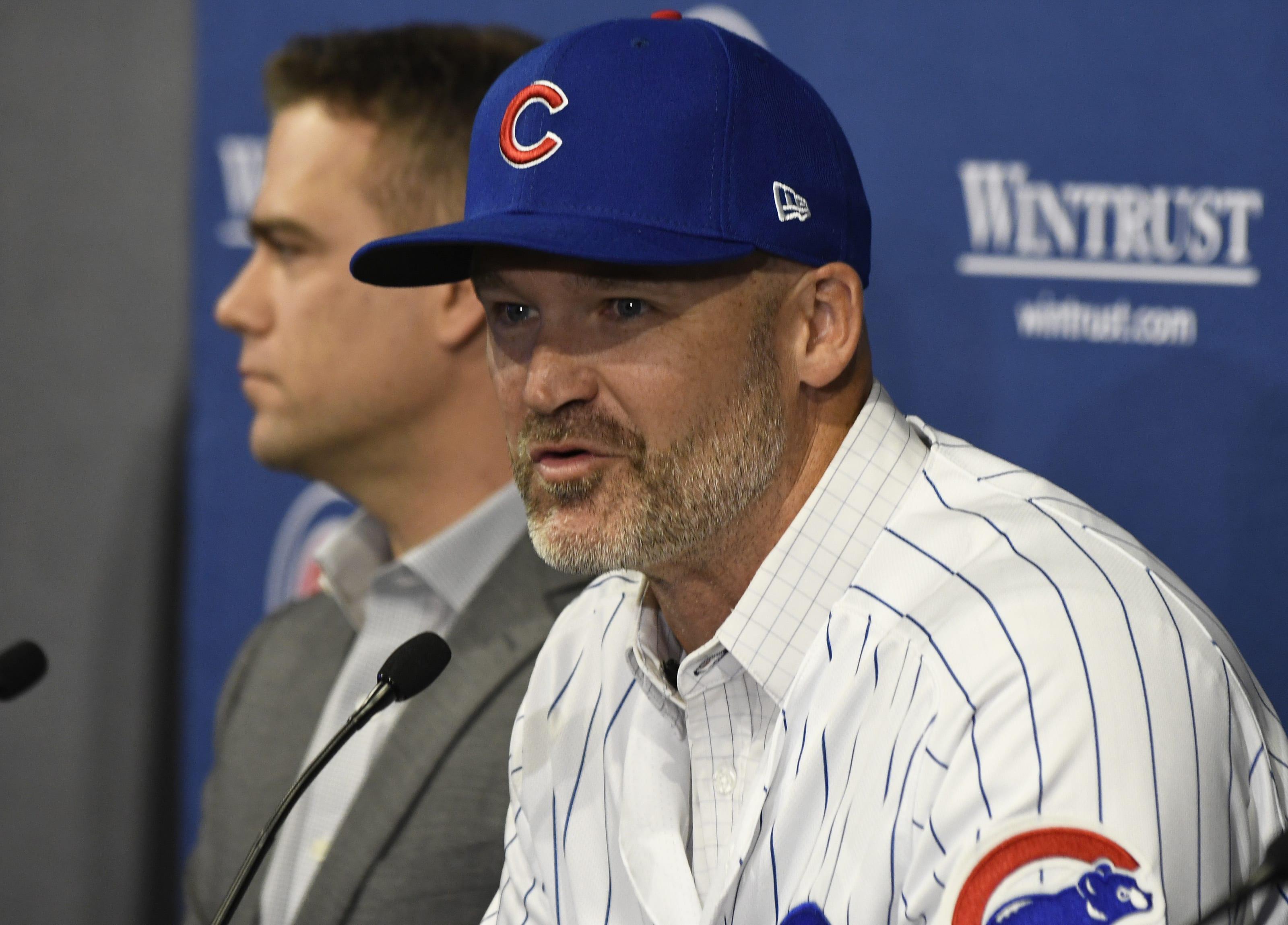 Chicago Cubs, David Ross
