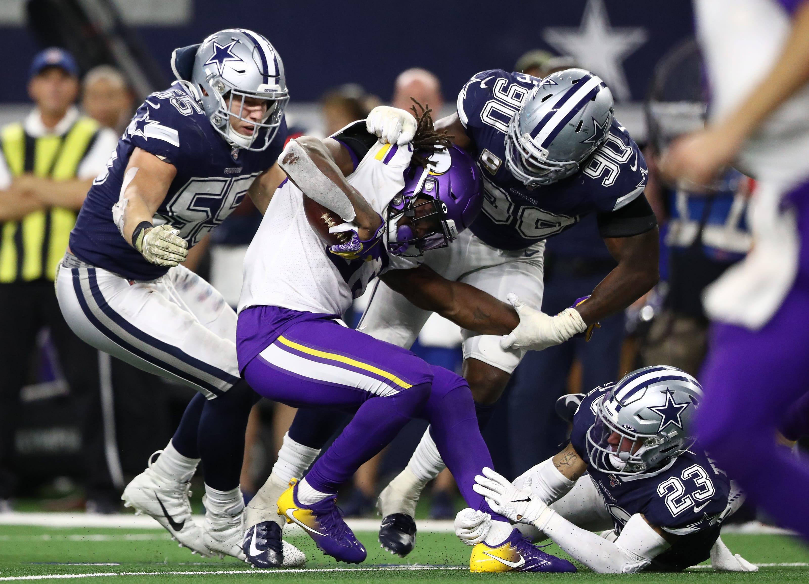 DeMarcus Lawrence, Dallas Cowboys