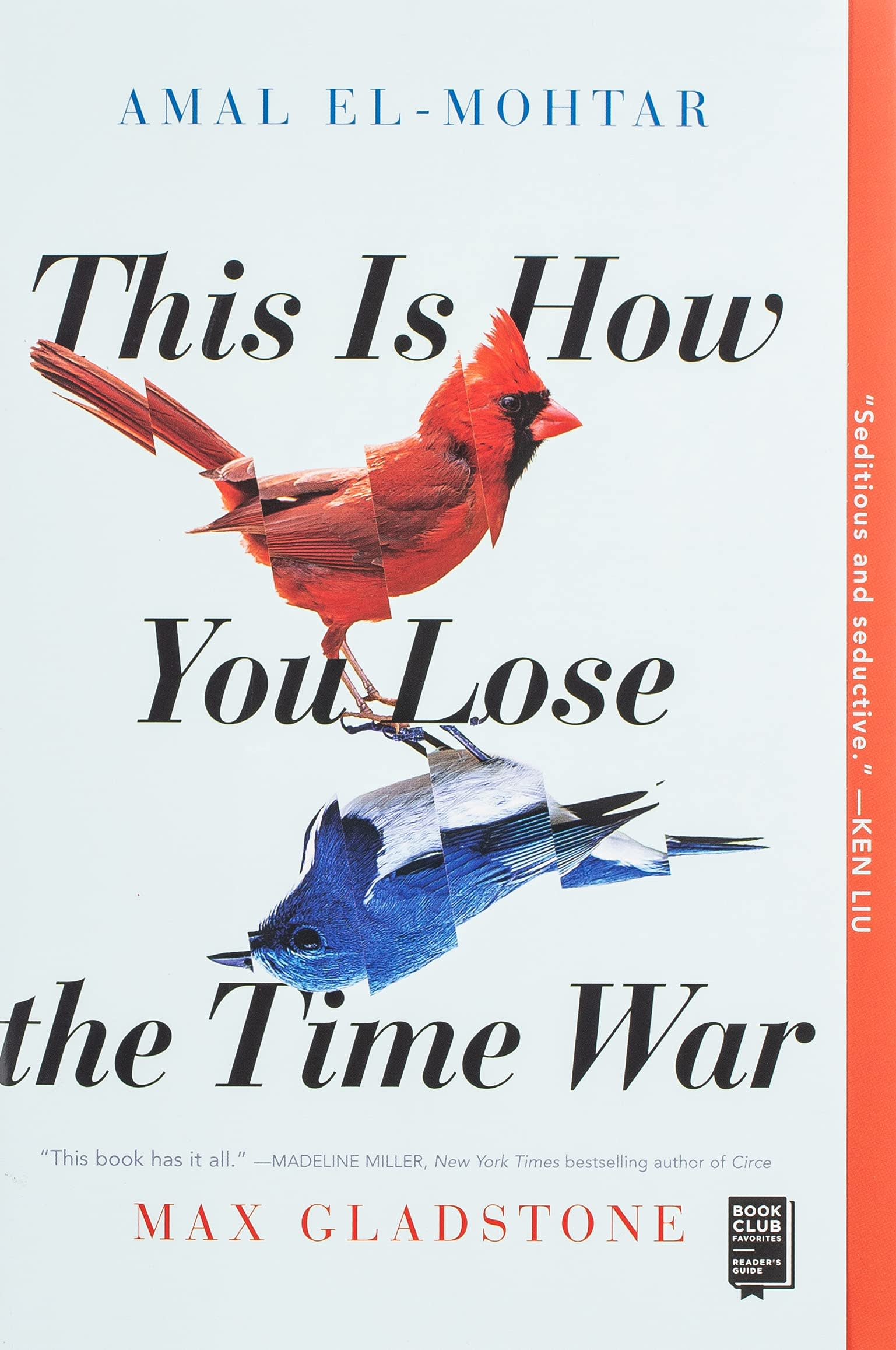 Discover Gallery/Saga Press's 'This is How You Lose the Time War' by Amal El-Mohtar and Max Gladstone on Amazon.