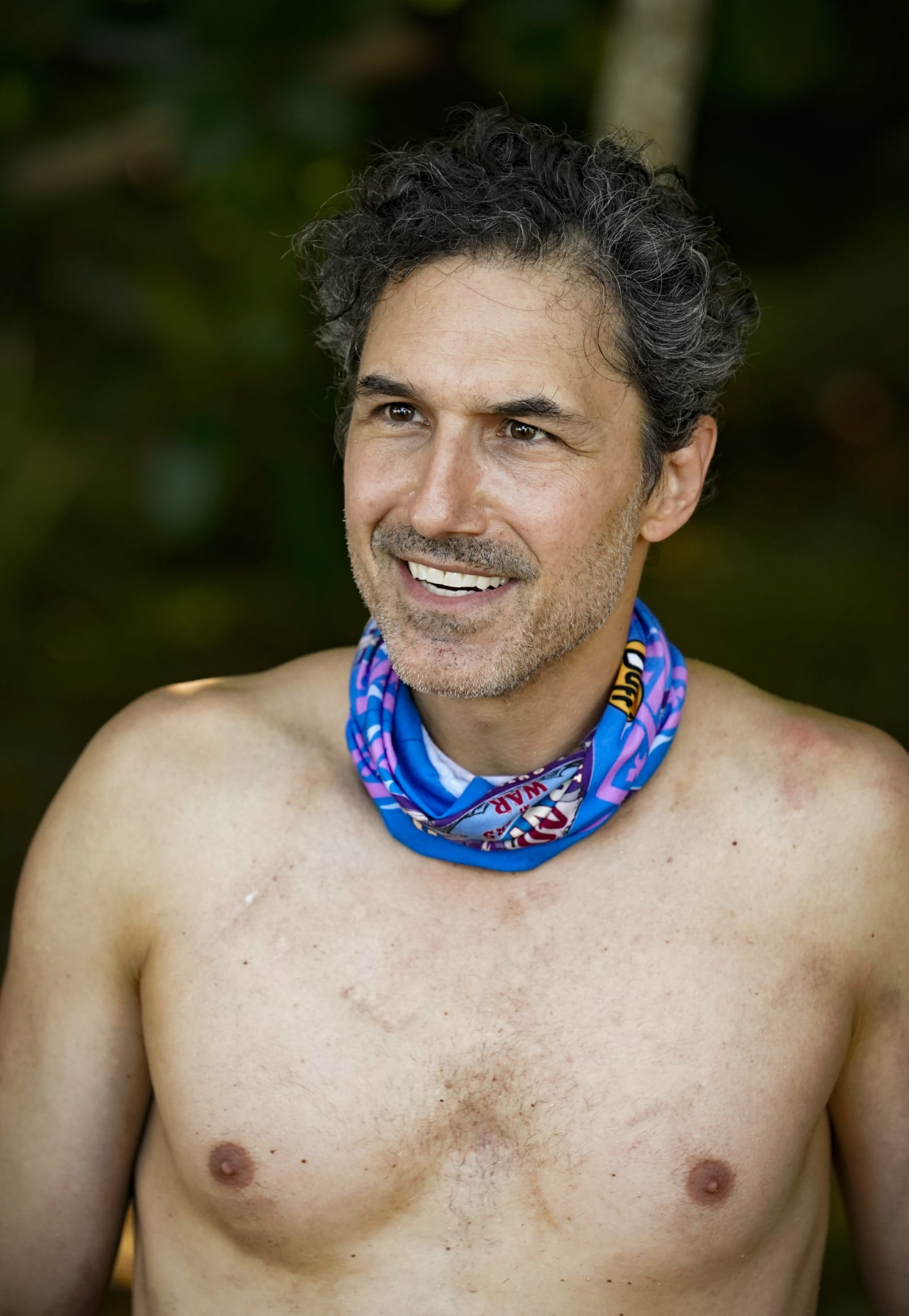 Ethan Zohn Survivor Winners at War episode 1