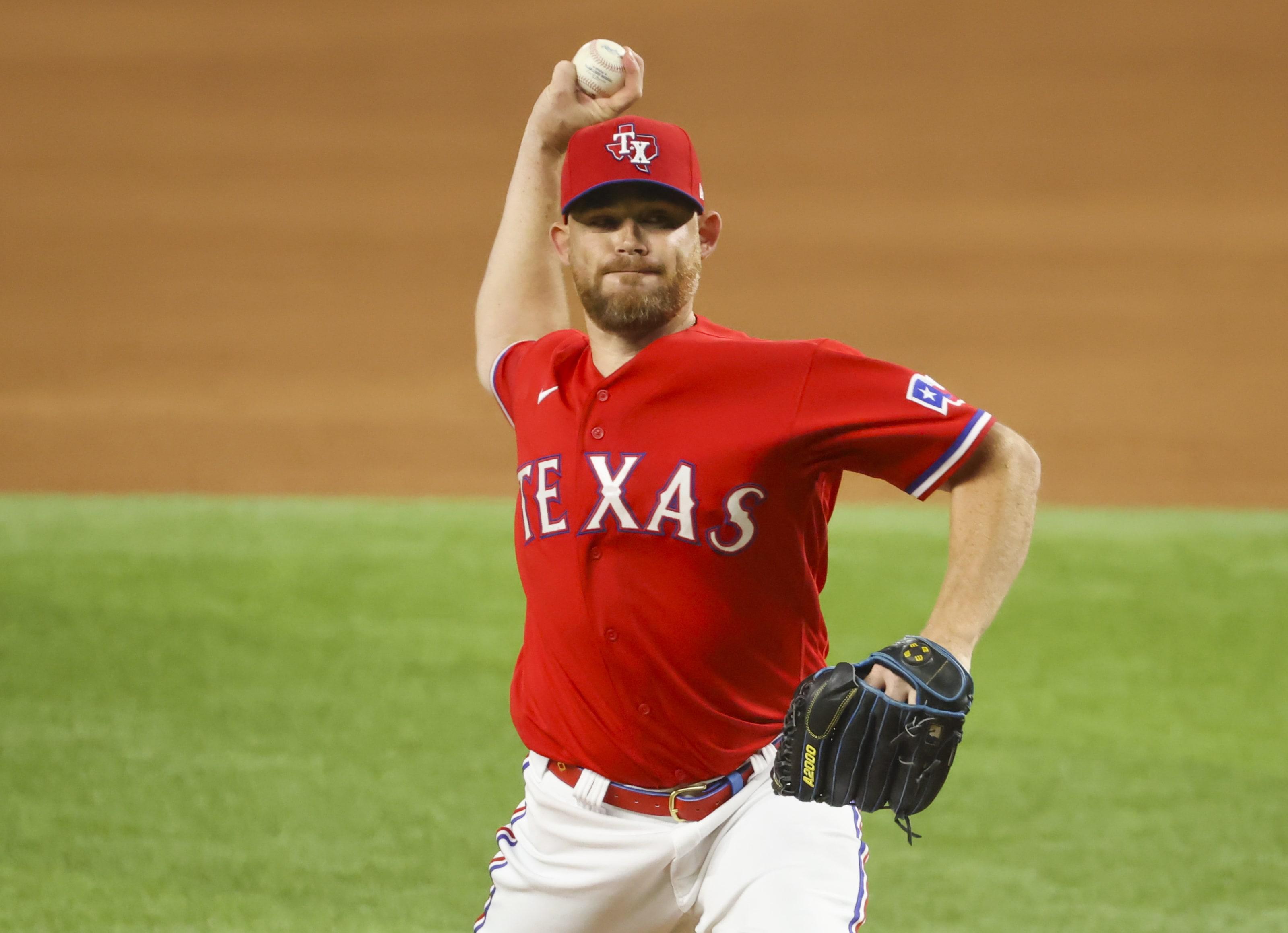 Ian Kennedy, Texas Rangers, New York Mets